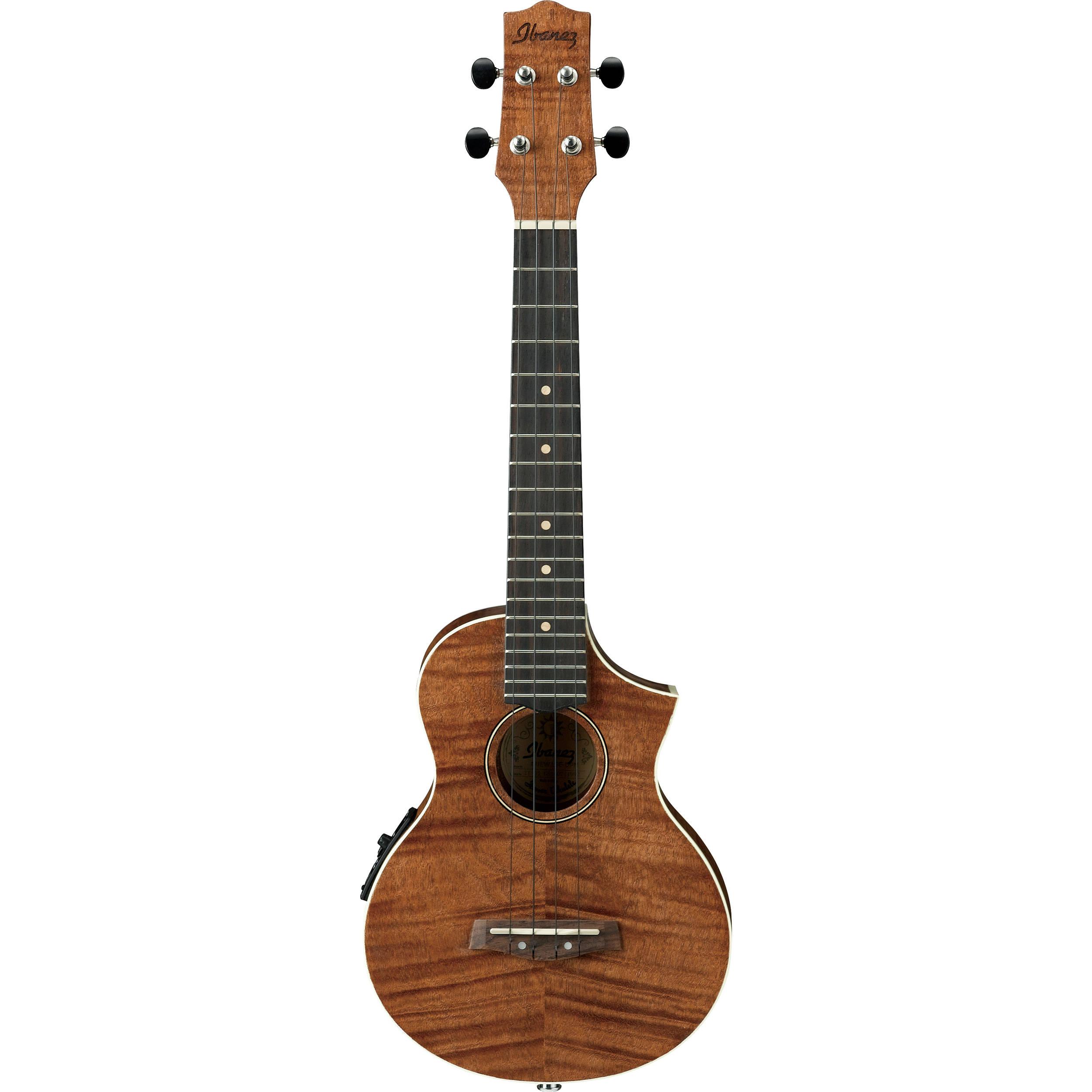 ibanez uew15e acoustic electric concert ukulele uew15e b h photo. Black Bedroom Furniture Sets. Home Design Ideas