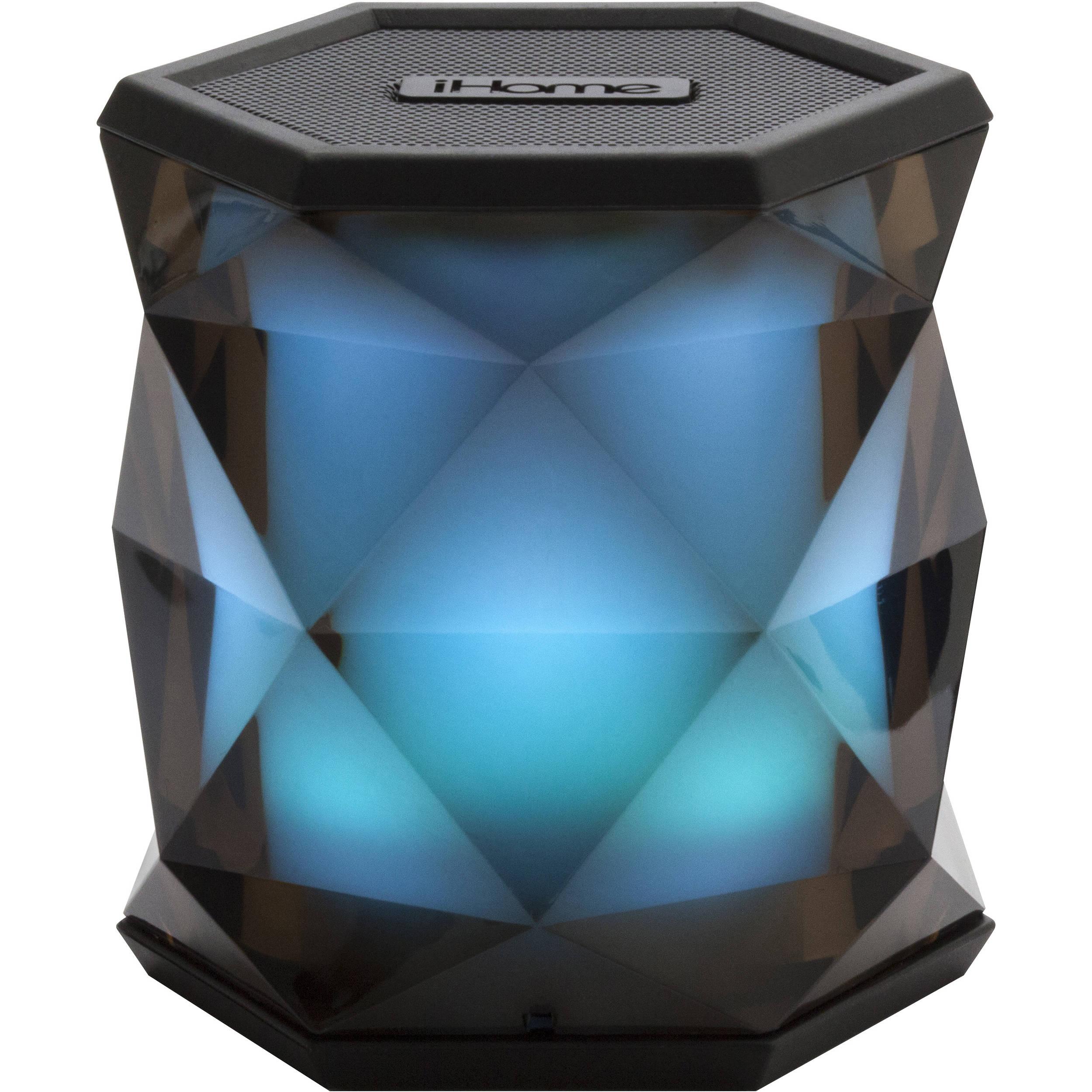 IHome IBT68 Mini Bluetooth Speaker IBT68BC B&H Photo Video