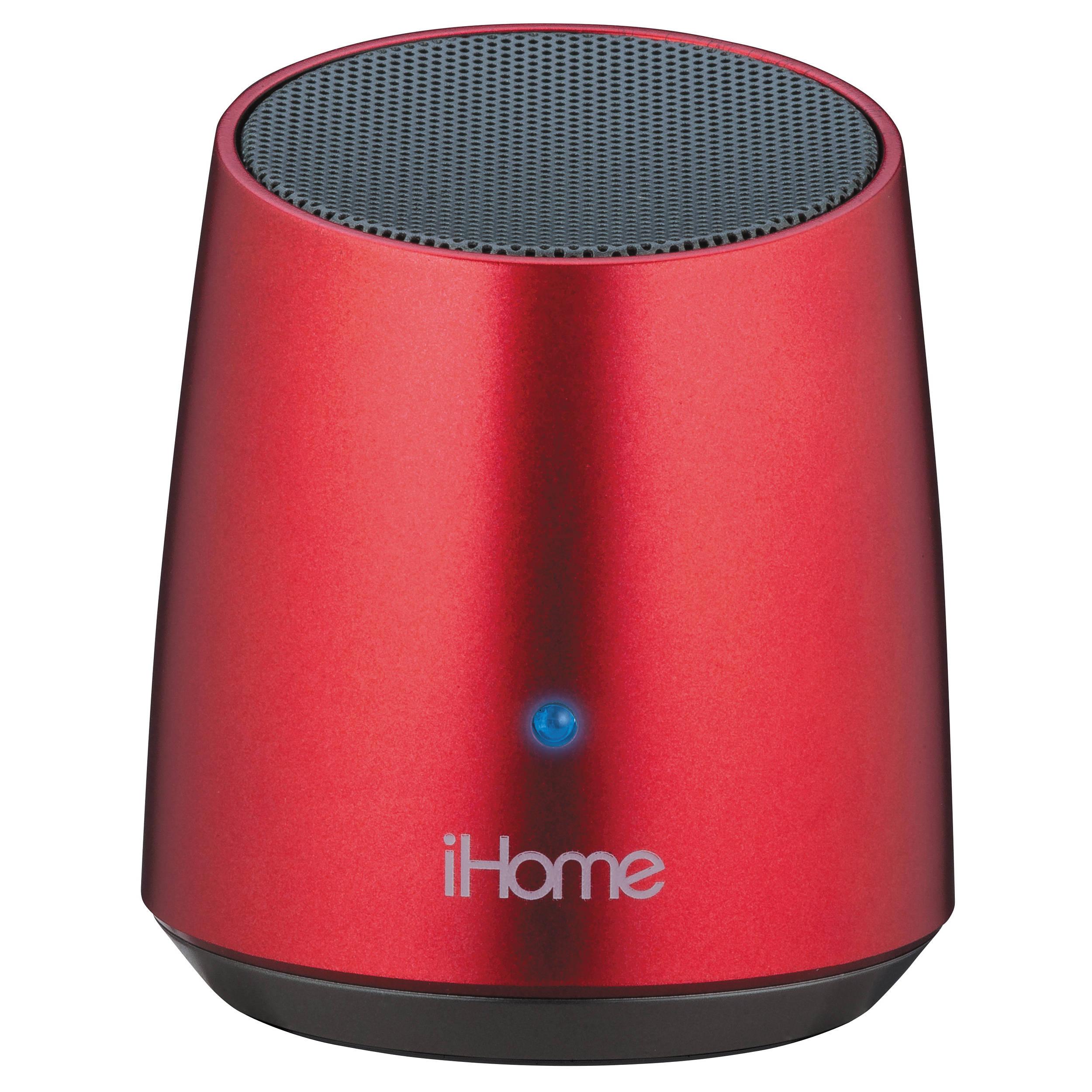 Image Gallery Ihome Bluetooth Speaker