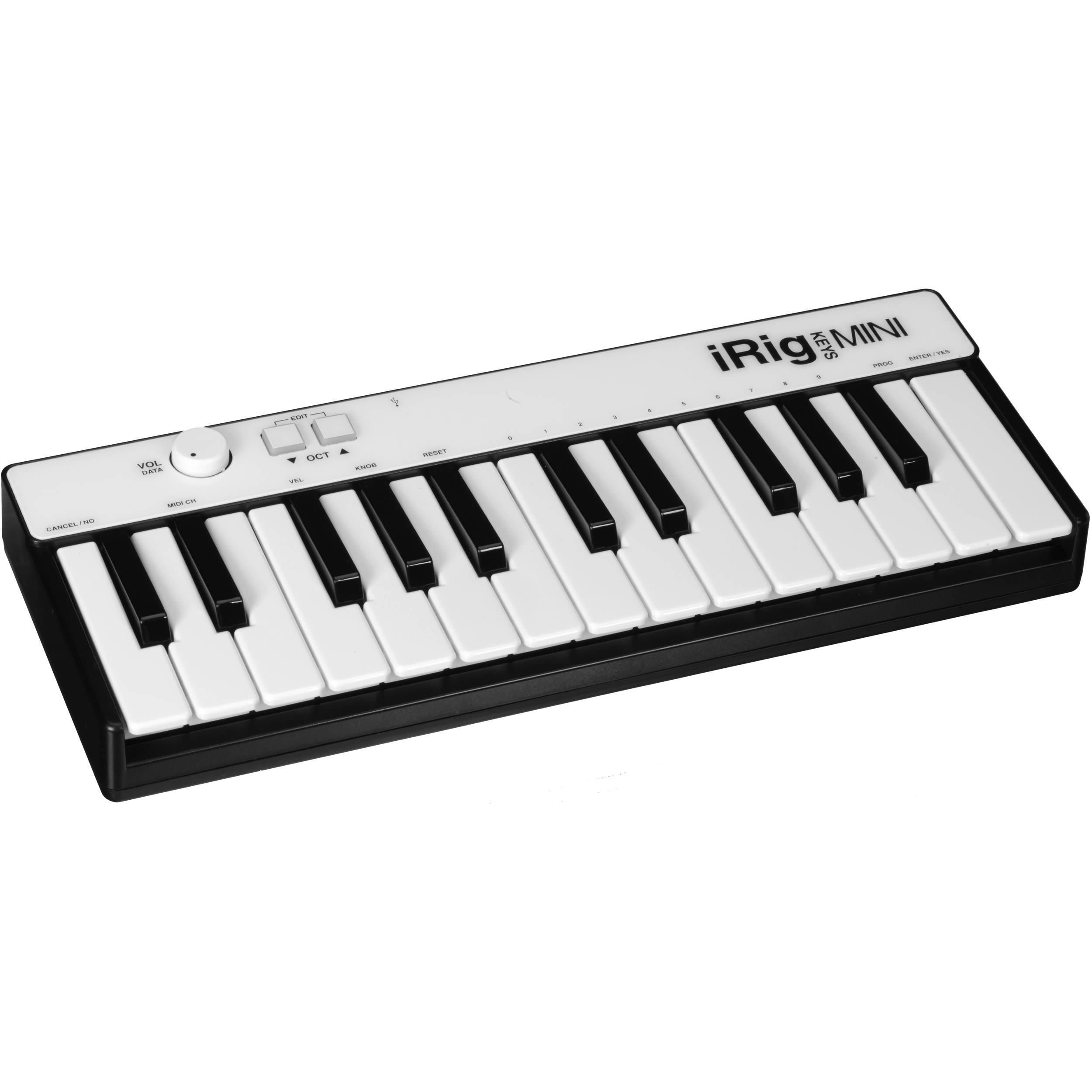 ik multimedia irig keys mini midi controller ip irig keysmini in. Black Bedroom Furniture Sets. Home Design Ideas