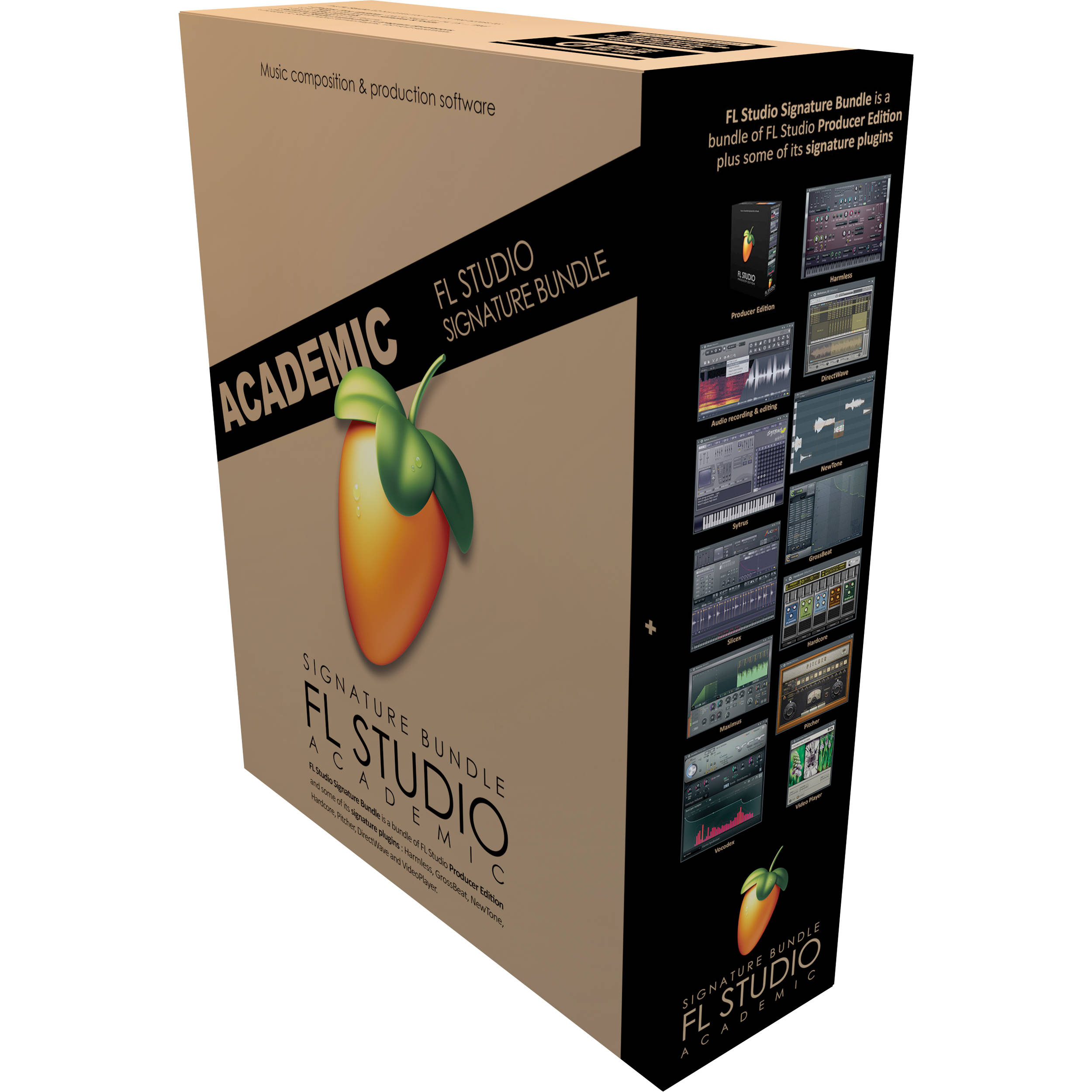 fl studio 12 producer edition plugins free download