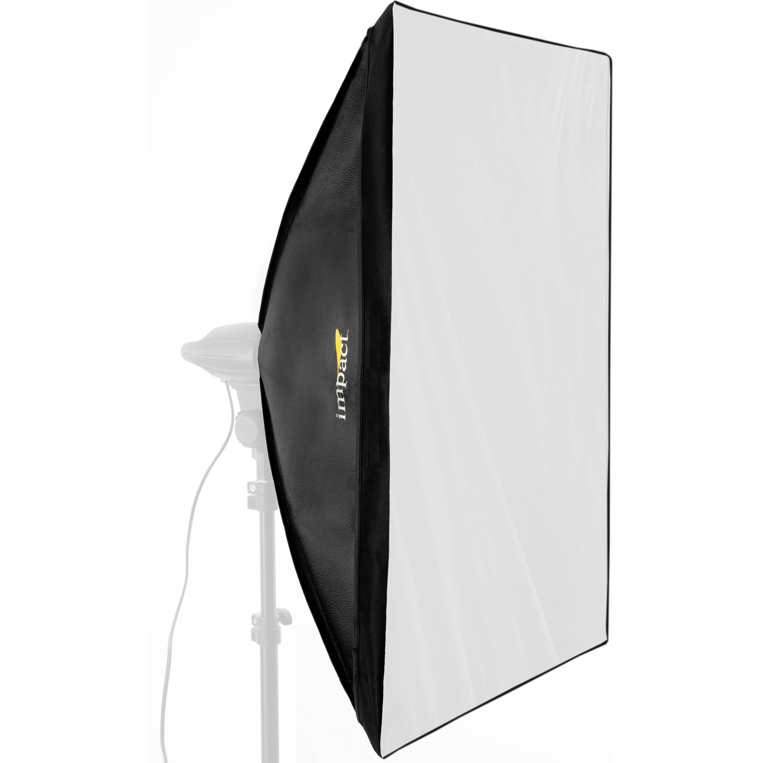 Impact 50 x 70 cm softbox for fluorescent fixtures ff sb70 b h for Couchtisch 50 x 70
