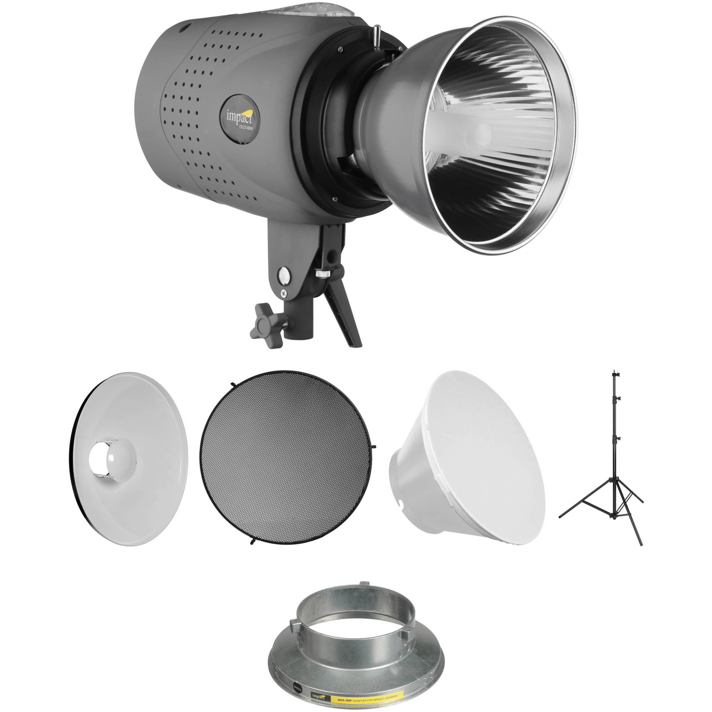 Impact Fashion Beauty Dish Kit Vslcd400 Kv Bh Photo Video Be The First To Review Recycled Circuit Board Coaster Cancel