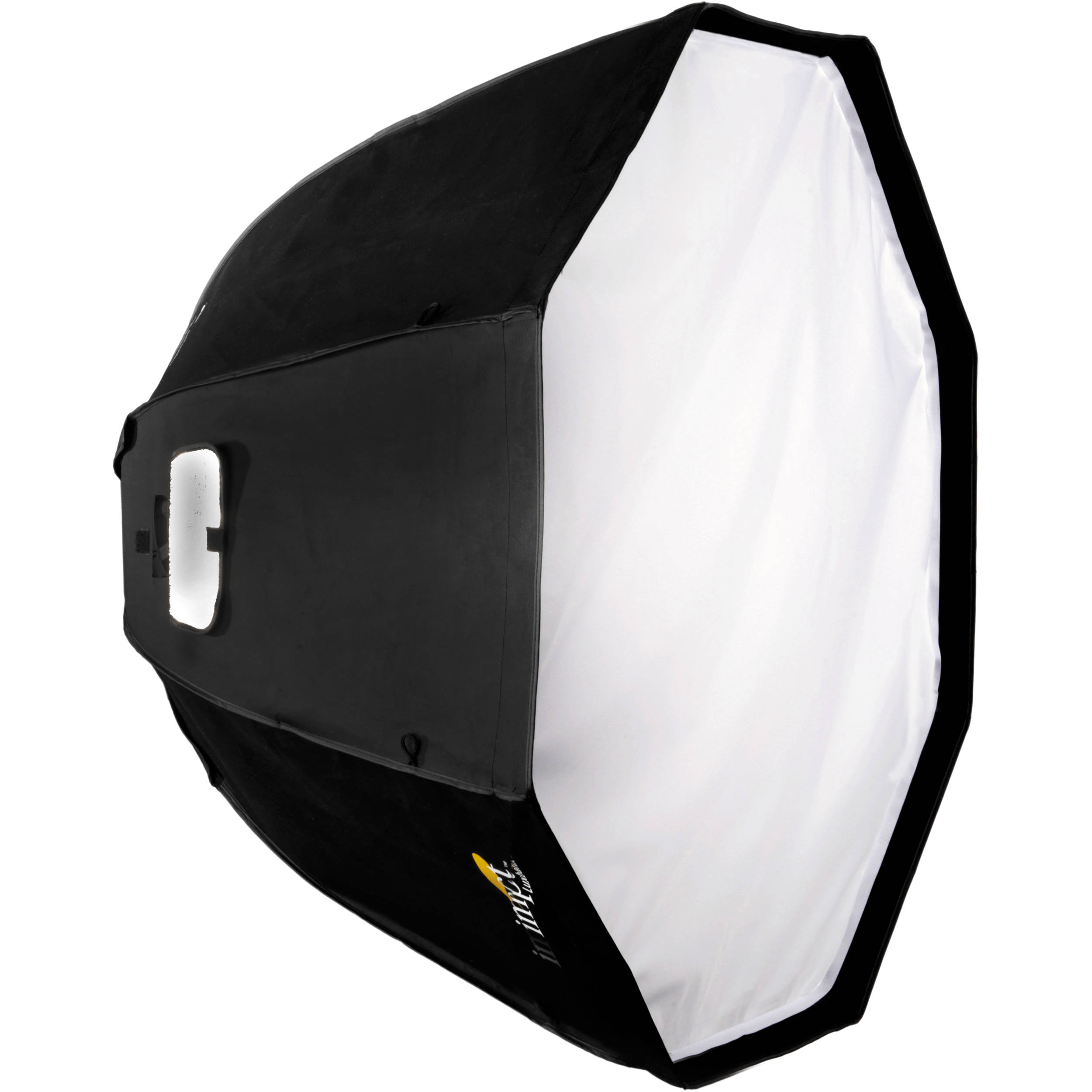 impact luxbanx duo deep small octagonal softbox lb od sd b h