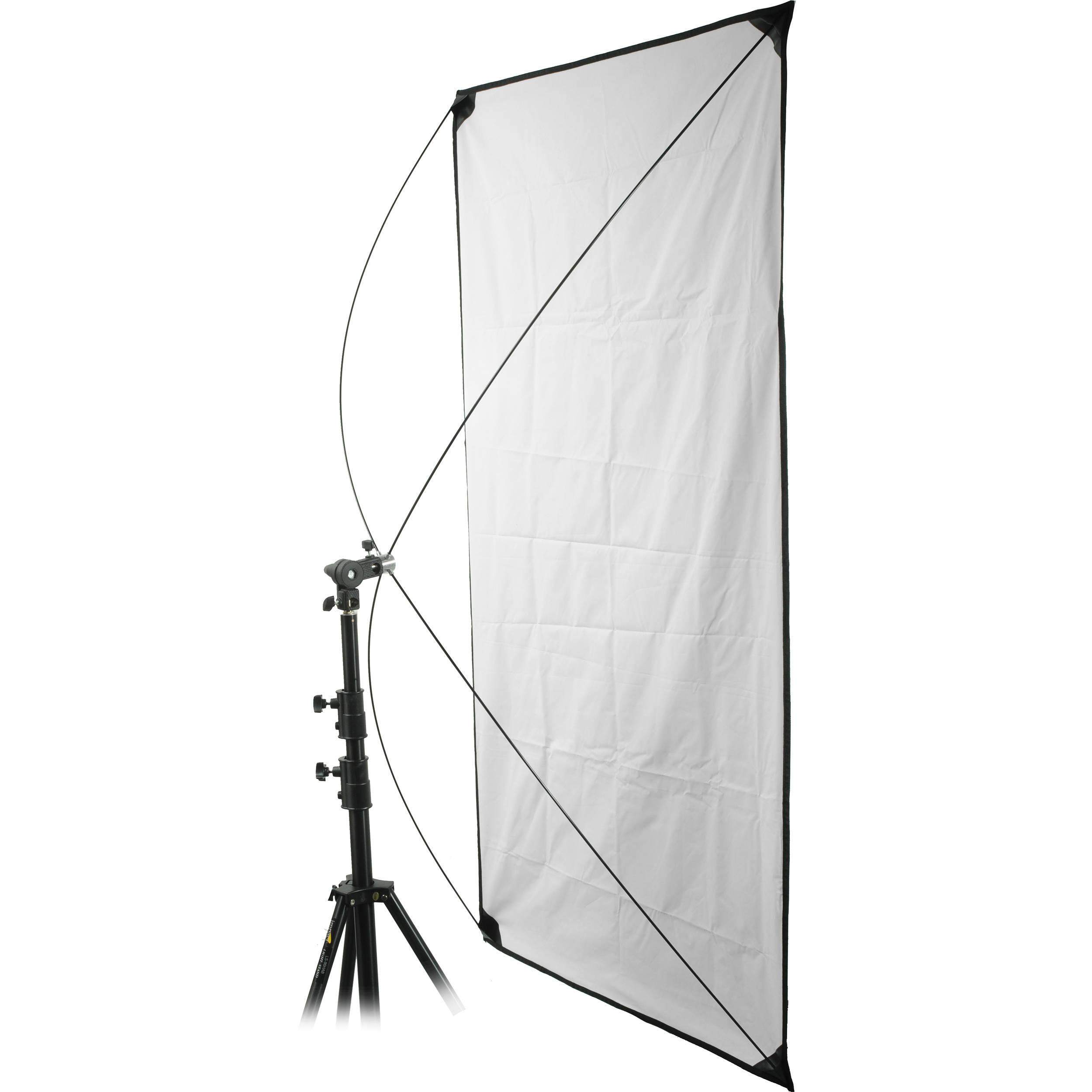 "Studio Lighting Cheap: Impact Reflector Panel 35 X 70"" (90 X 179 Cm) RP-3570 B&H"