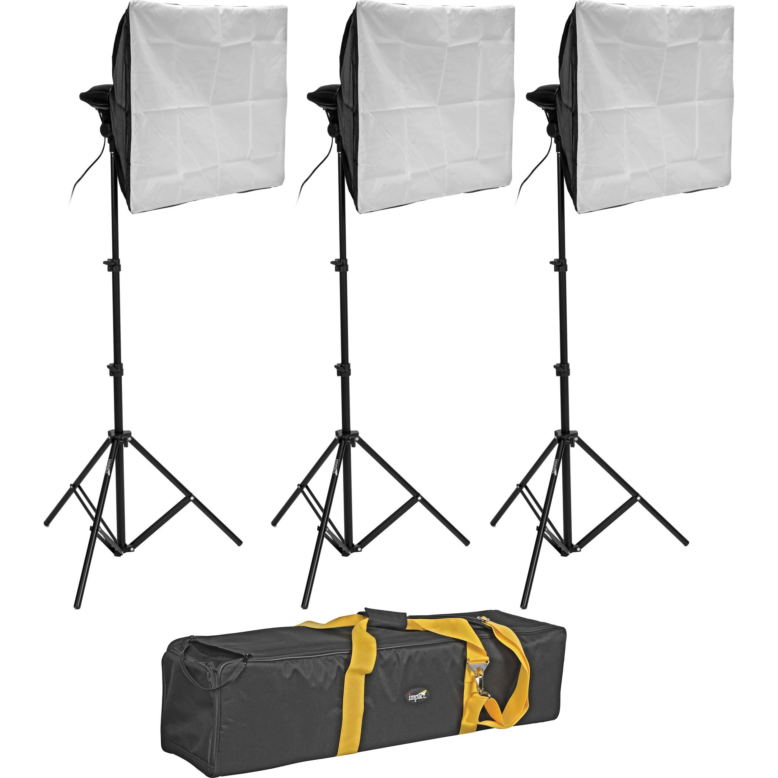 products studio hss strobepro lcd lighting kit flash xpro light softbox