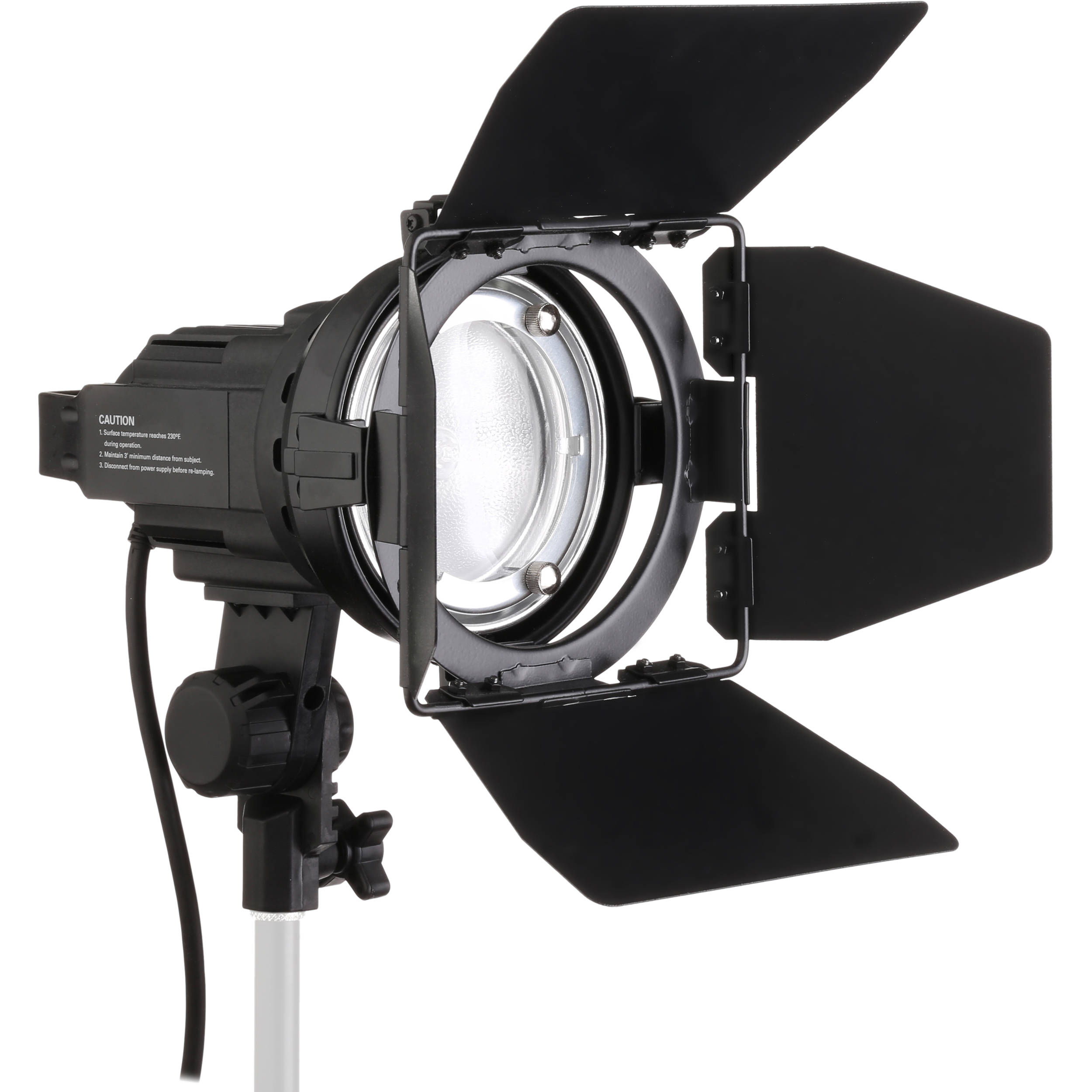 Impact Qualite 300 V 2012 Focusing Flood Light 300w120v