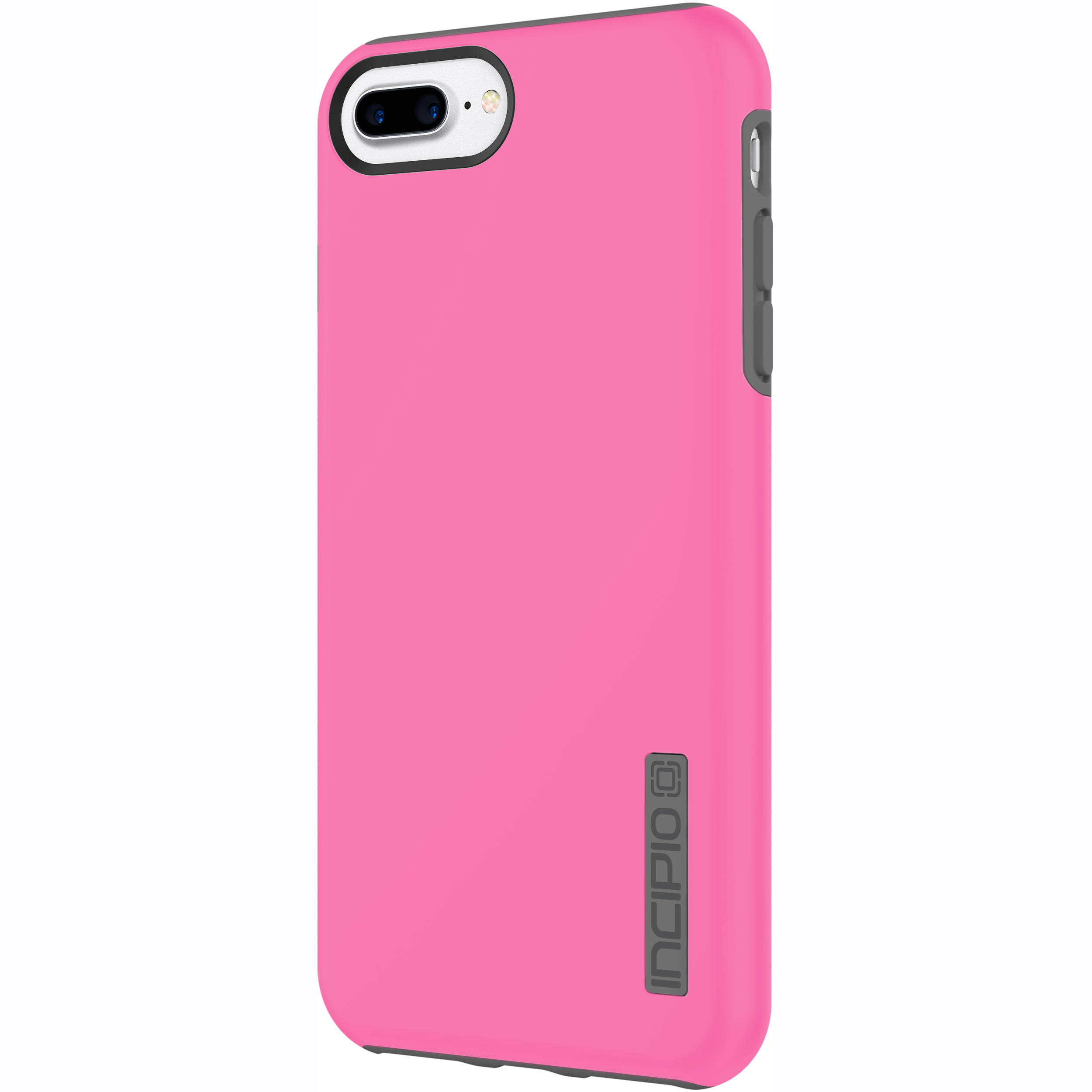 uk availability 55ee2 b8c37 Incipio DualPro Case for iPhone 7 (Iridescent Rose Gold/Gray)
