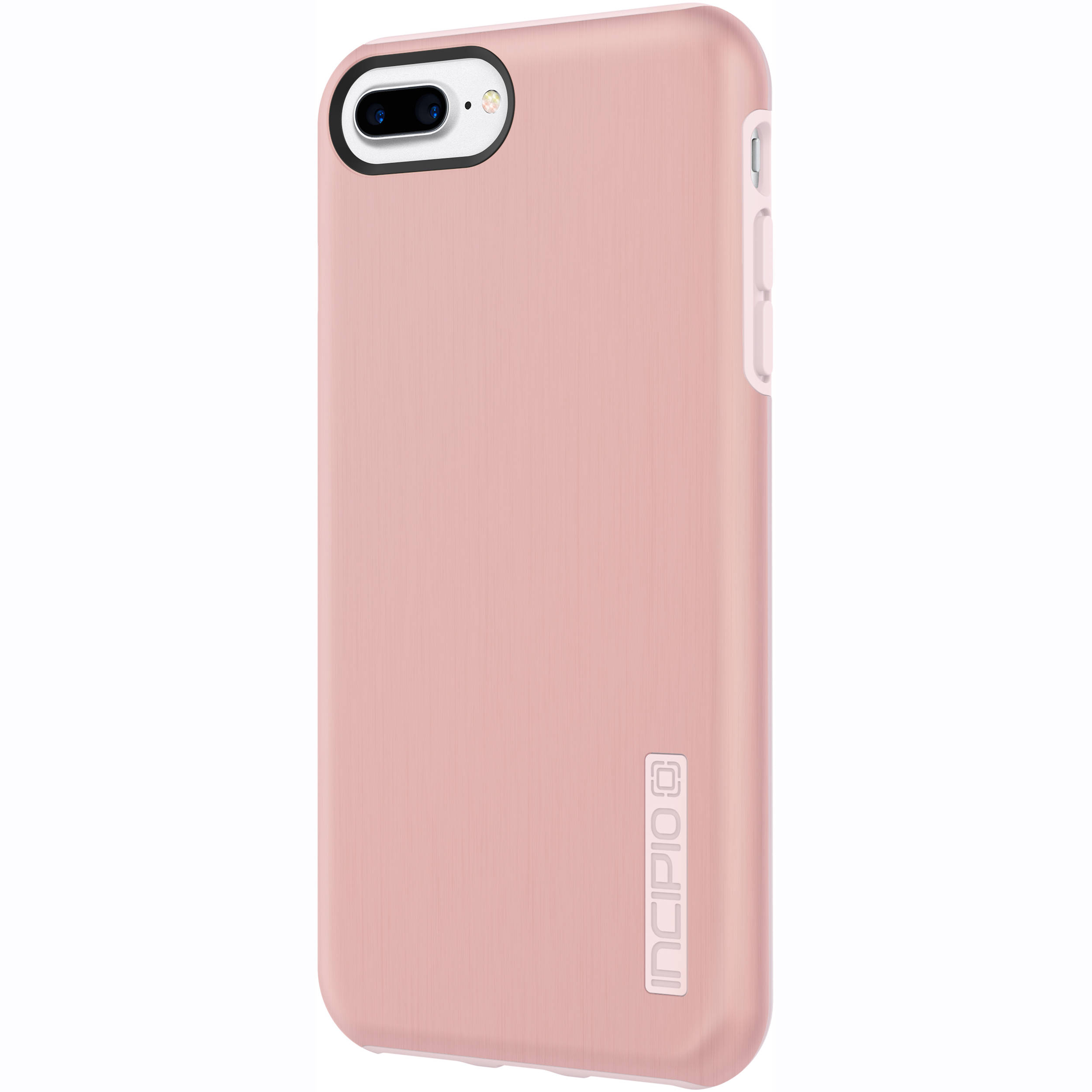 iphone pink gold incipio dualpro shine for iphone 7 plus iph 1492 rgp b amp h 12135