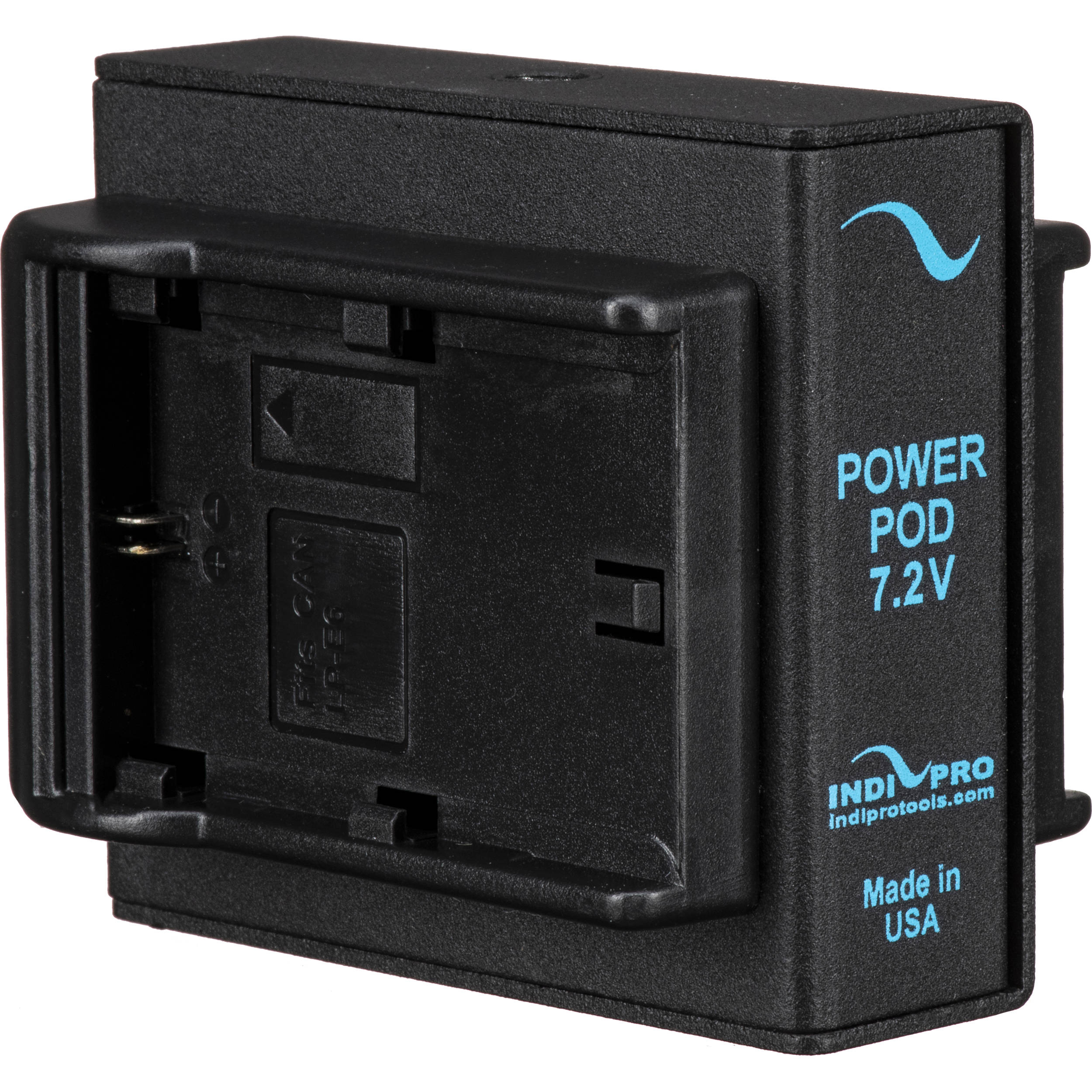 Canon 5d2 Battery Indipro Tools Pd Universal Power Pod System