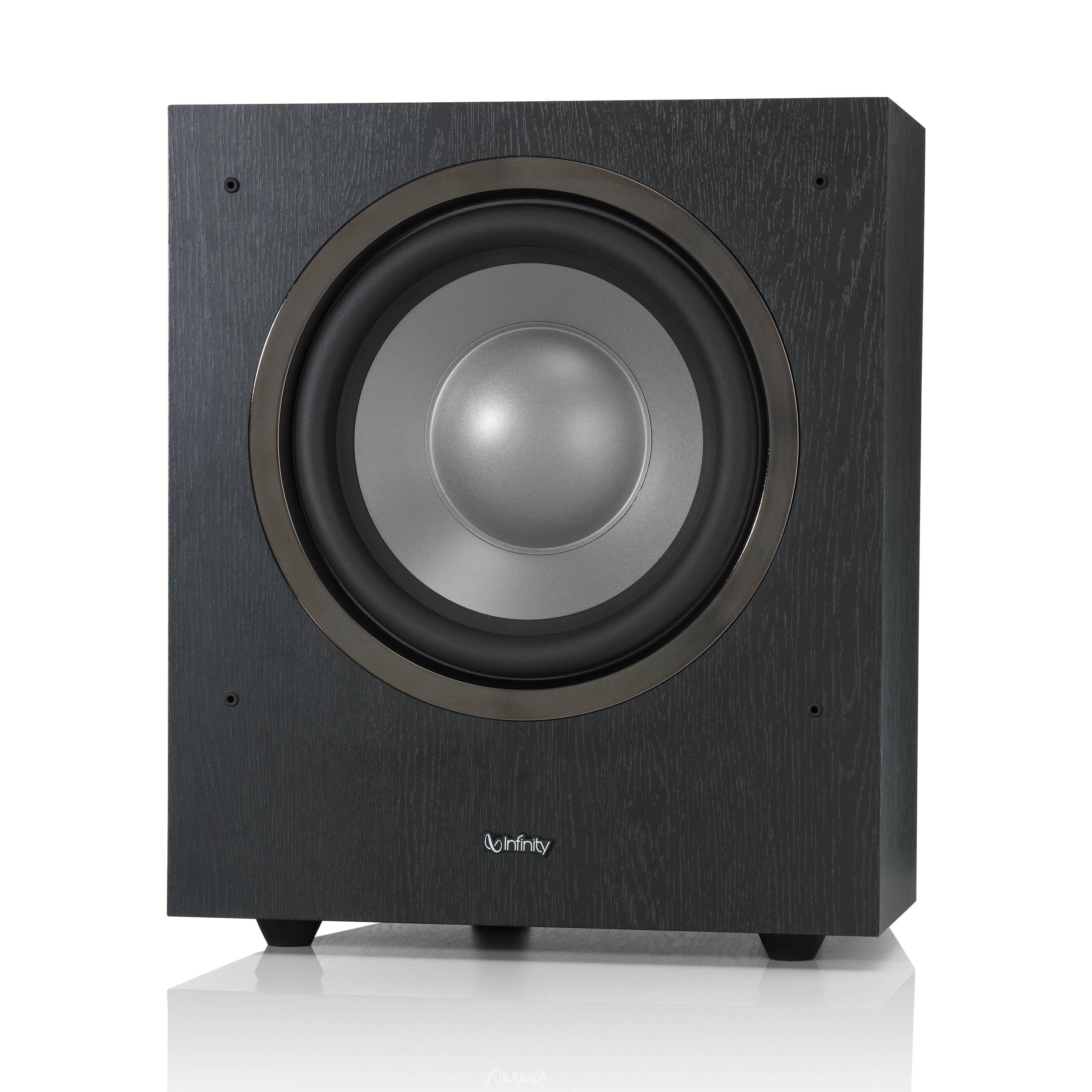 Infinity Reference Sub R10 10 Quot 200w Subwoofer Subr10bk B Amp H