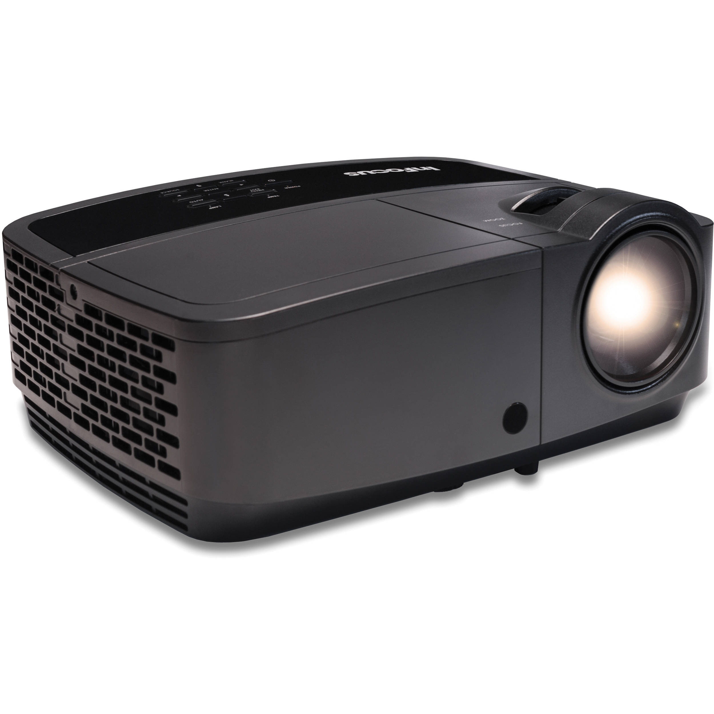 Infocus sp1080 3500 lumen full hd 3d dlp home theater for Hd projector