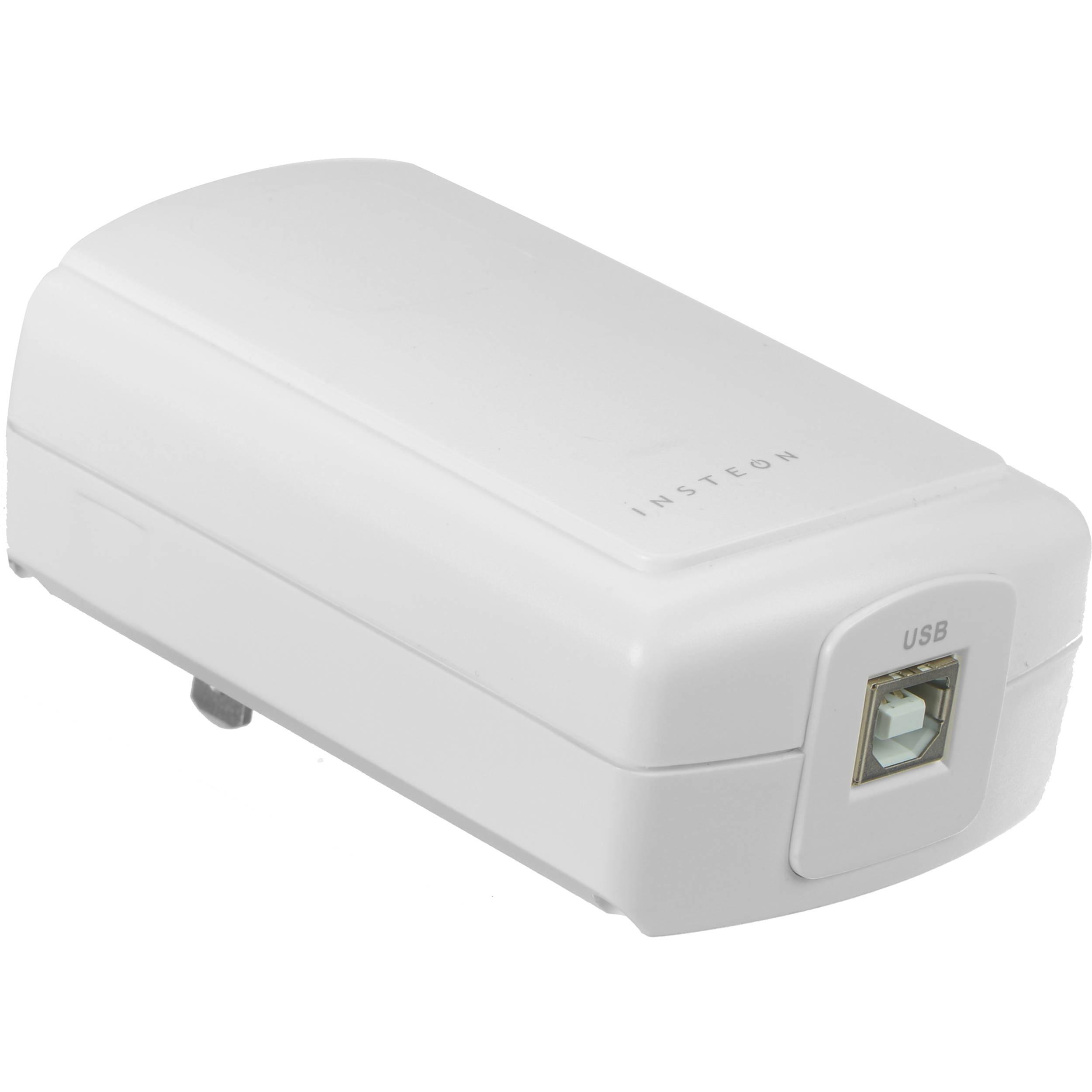 insteon smarthome powerlinc modem dual band usb interface 2413u. Black Bedroom Furniture Sets. Home Design Ideas