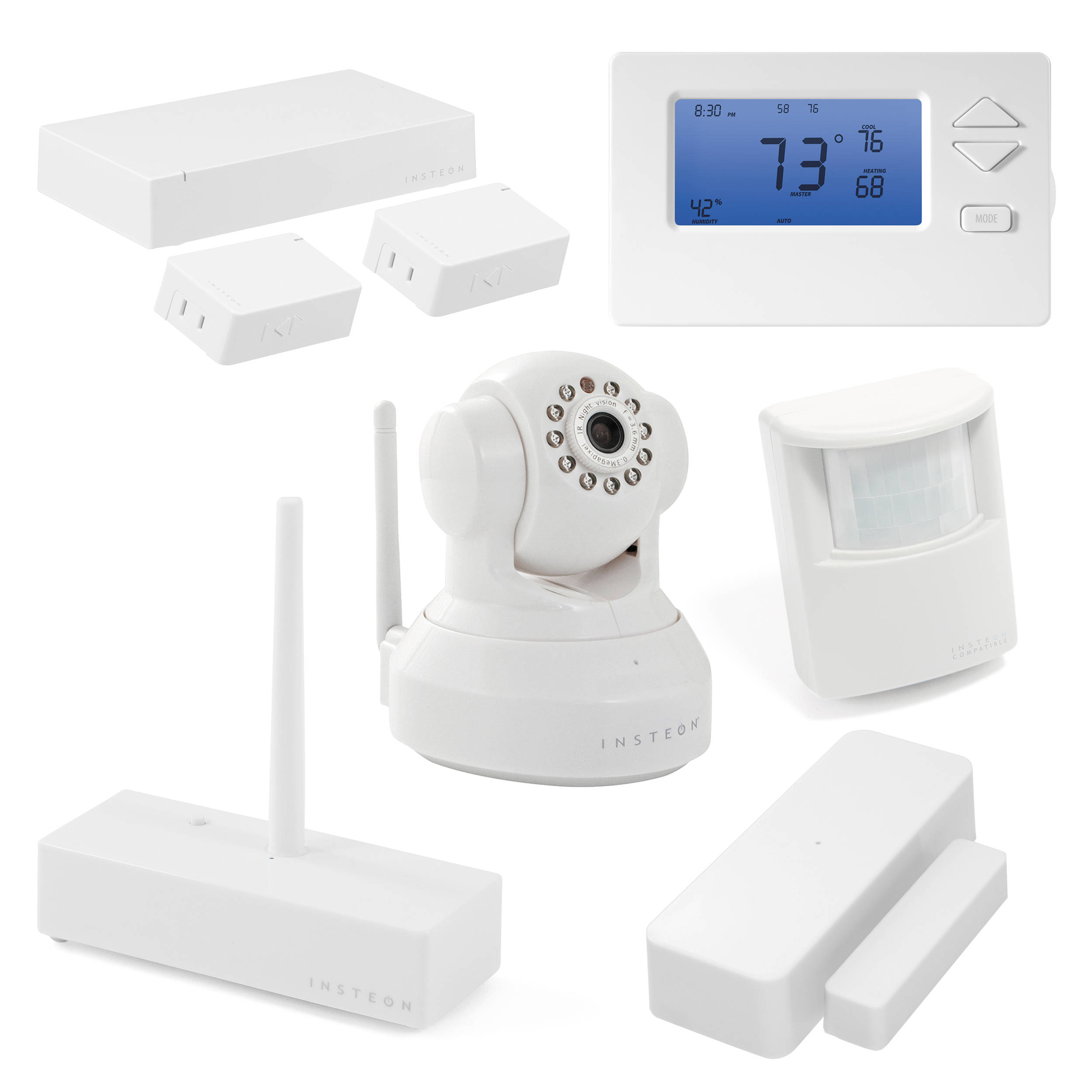 INSTEON Connected Home Automation Kit