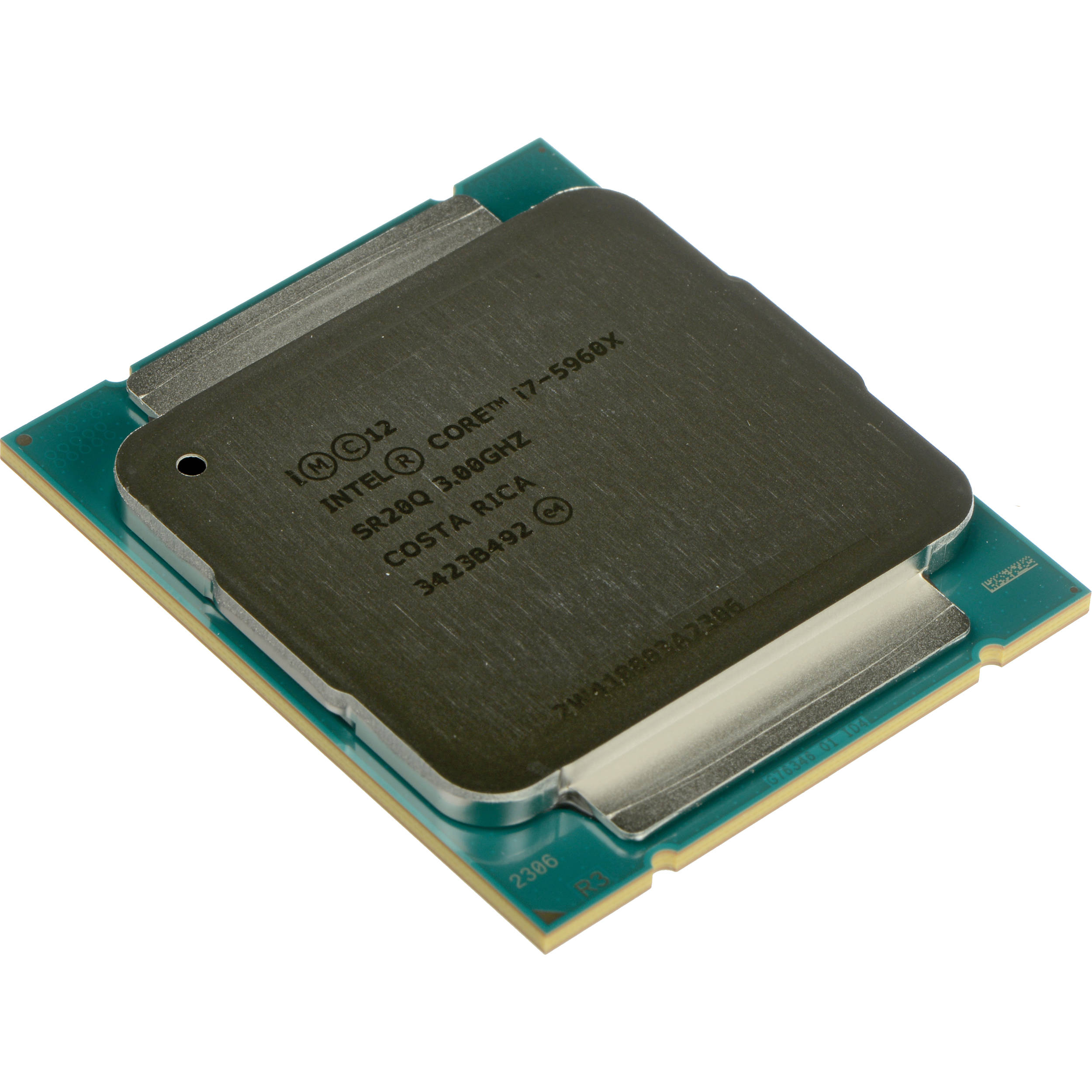 Intel Core I7 5960X 30 GHz Extreme Edition BX80648I75960X BampH