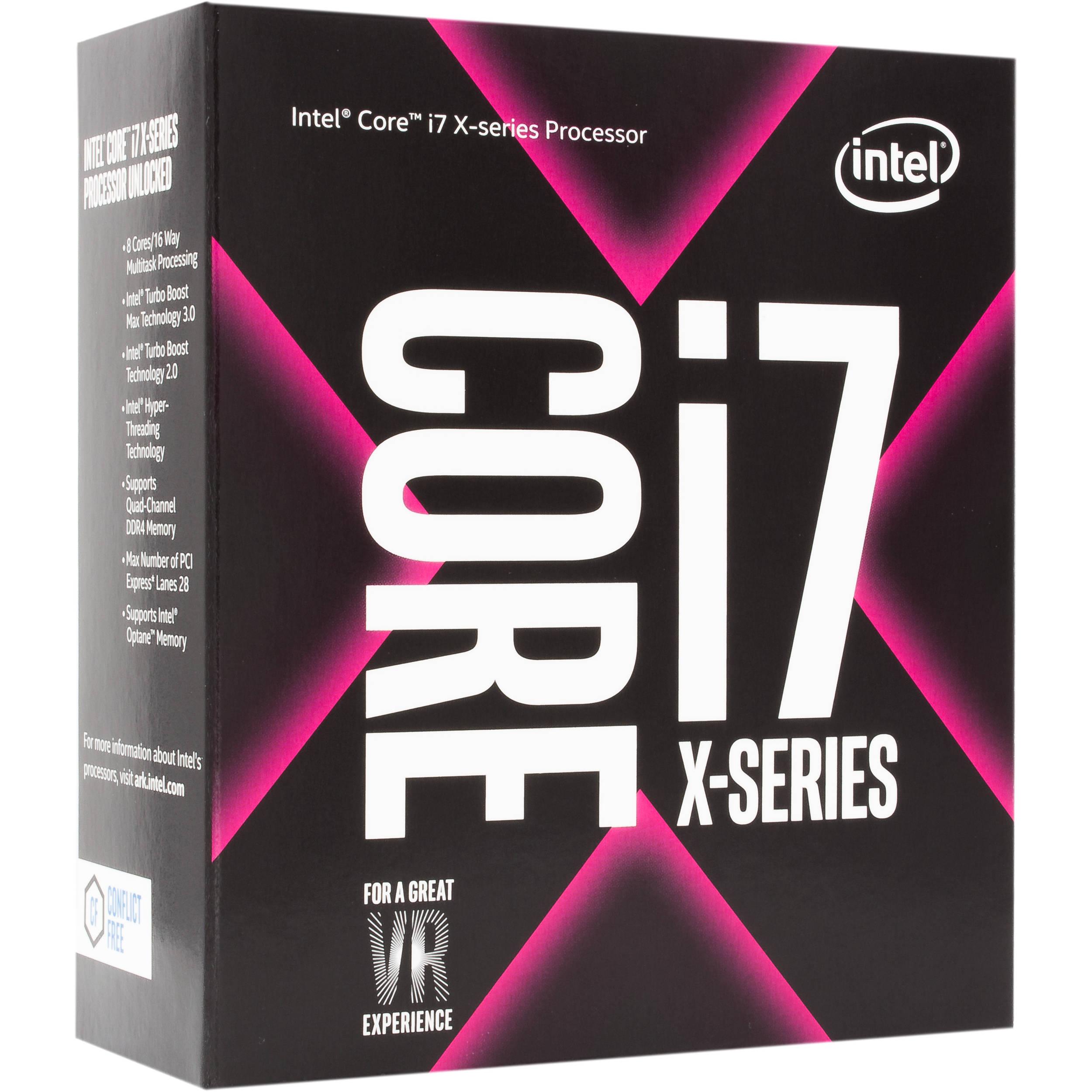Intel Core i7-7820X Processor