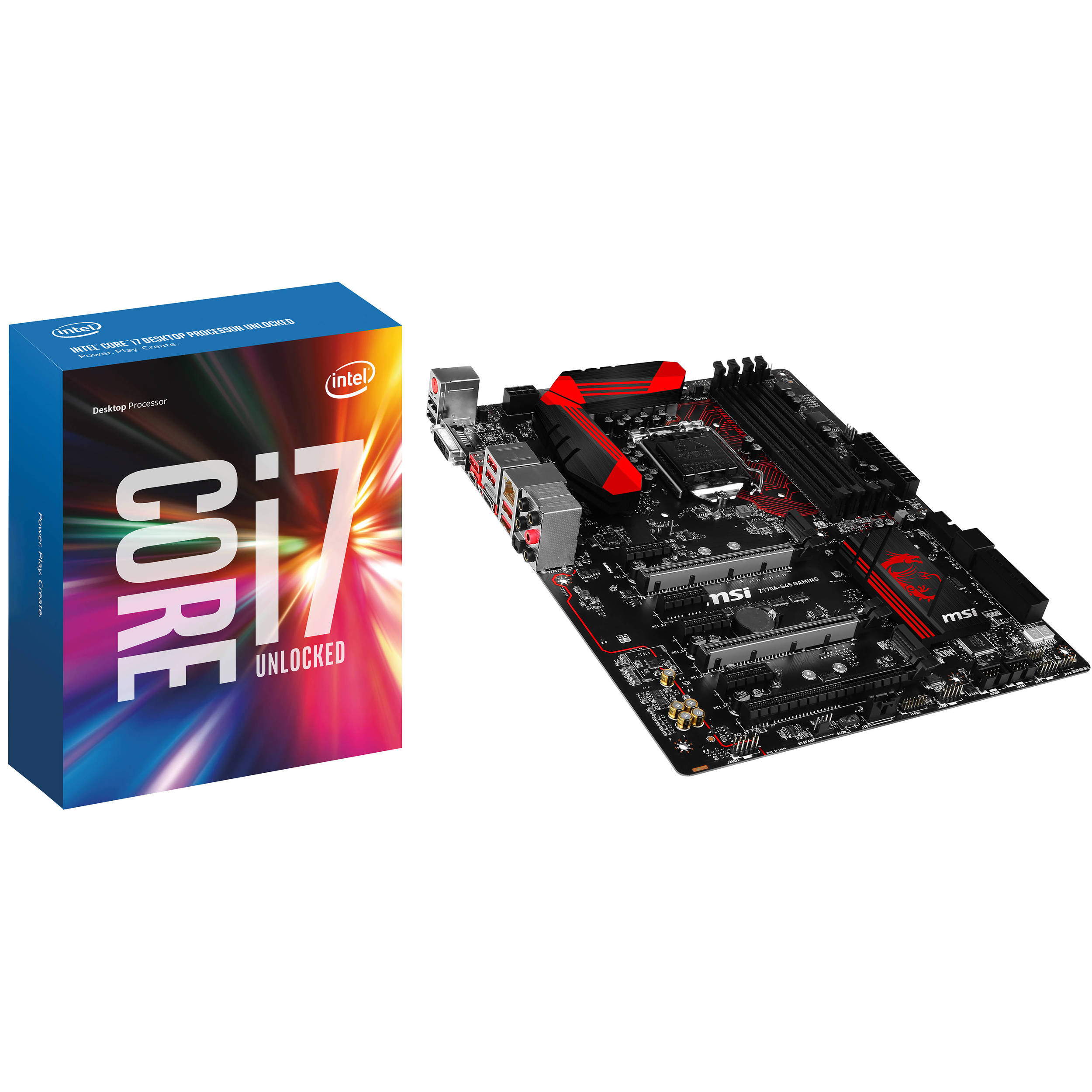 intel core i7 6700k 4 0 ghz quad core lga 1151 processor b h. Black Bedroom Furniture Sets. Home Design Ideas