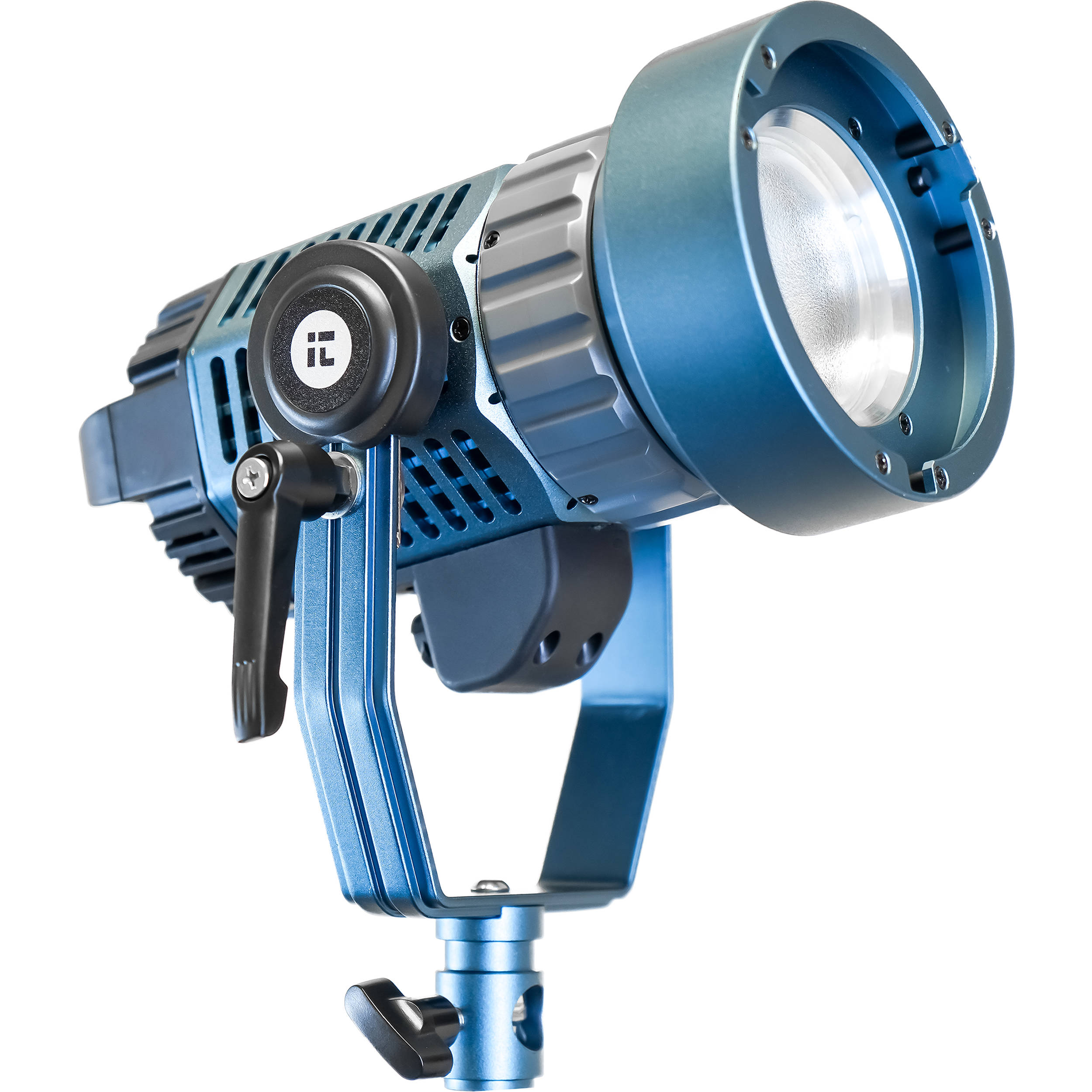 Intellytech Light Cannon X-100 Fresnel with V-Mount Battery Plate, 100W