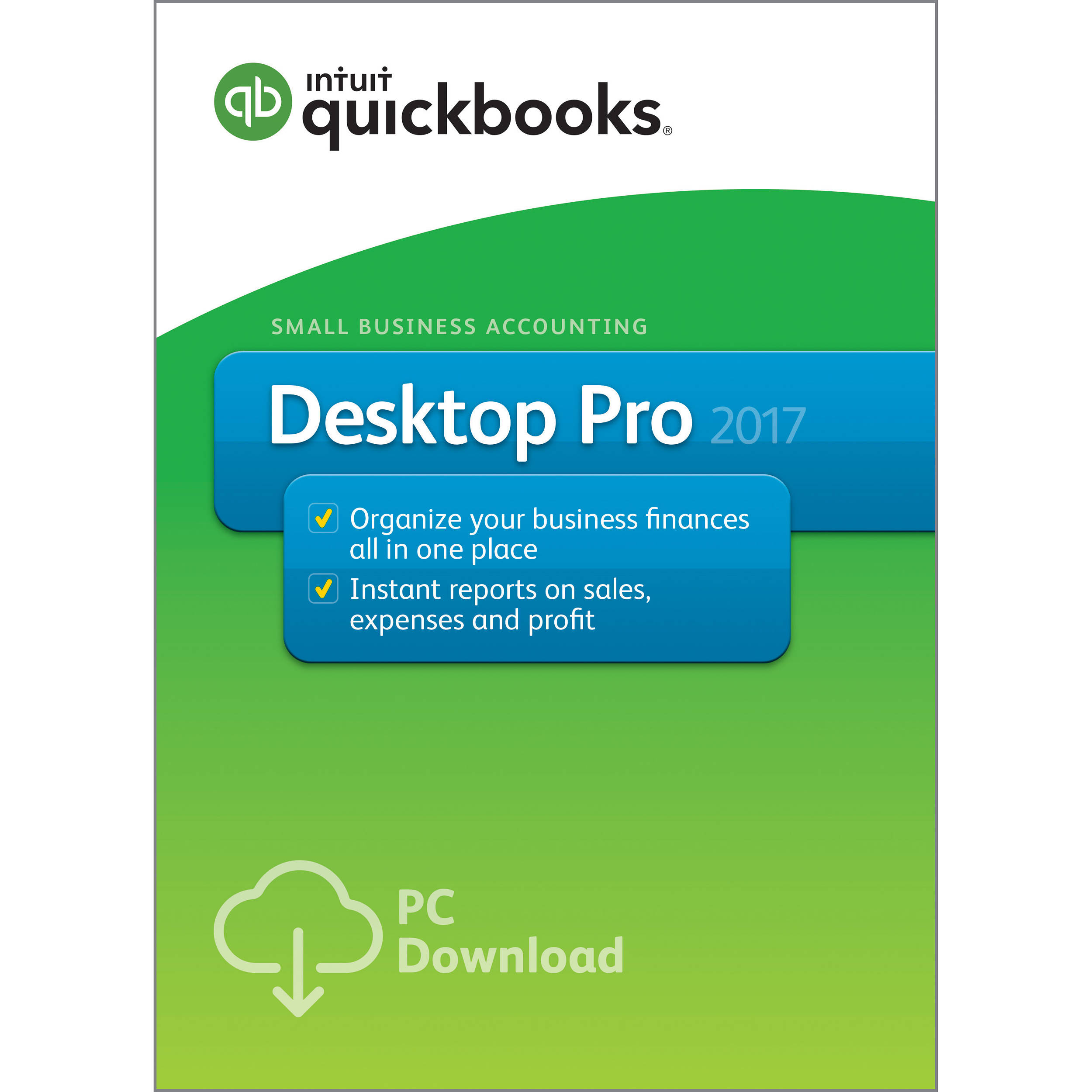 quickbooks accountant download 2017