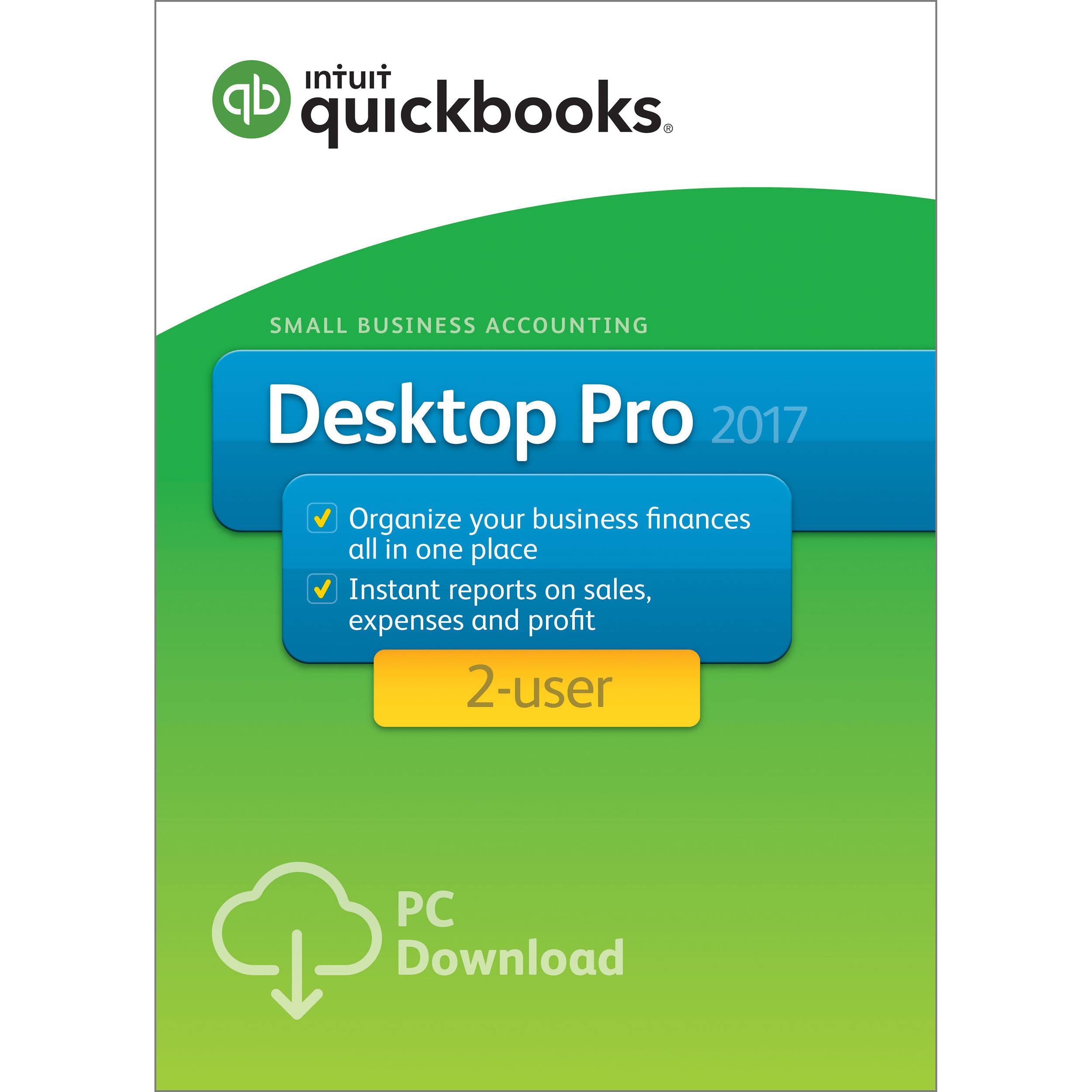 quickbooks pro 2017 update download