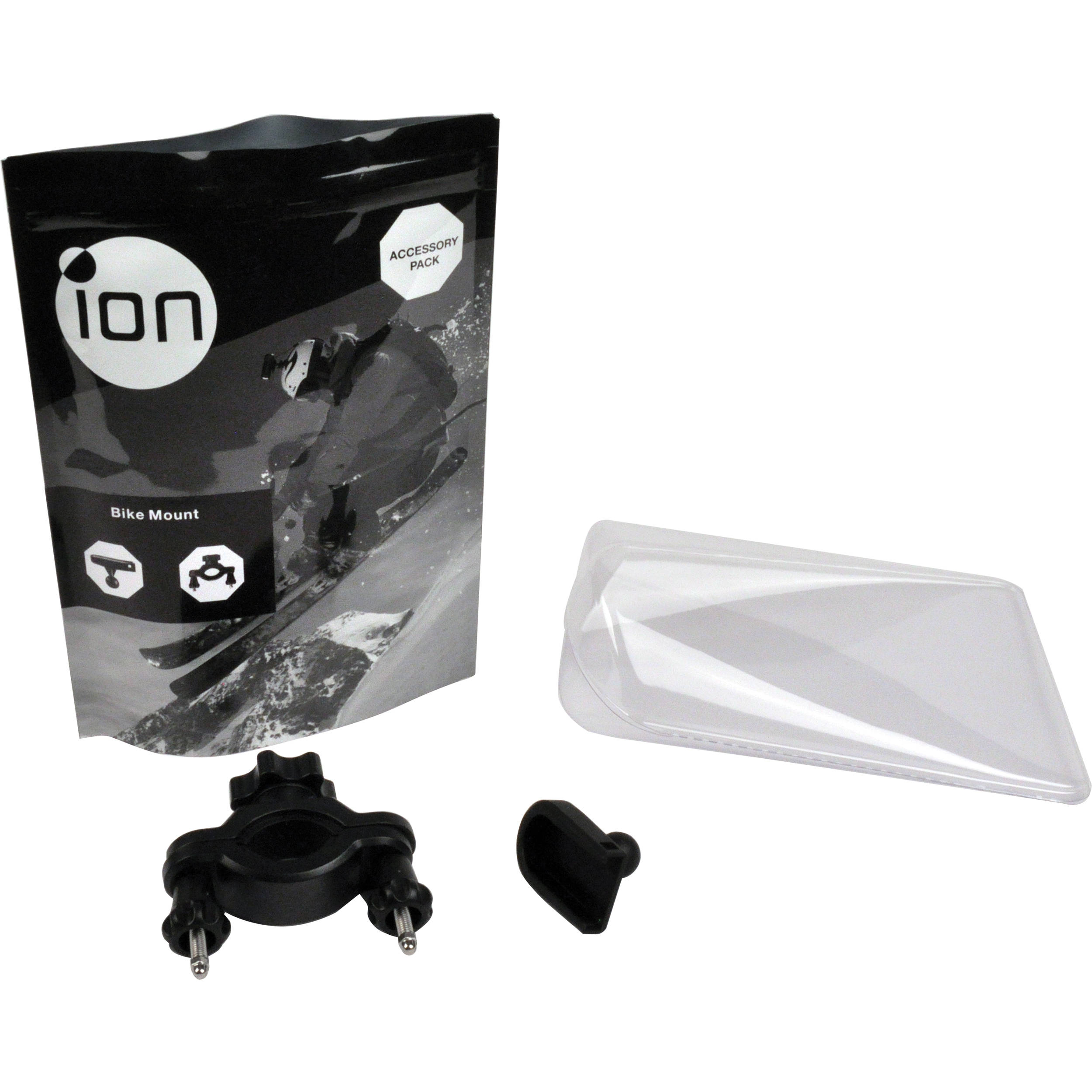 ion bike mount pack how to