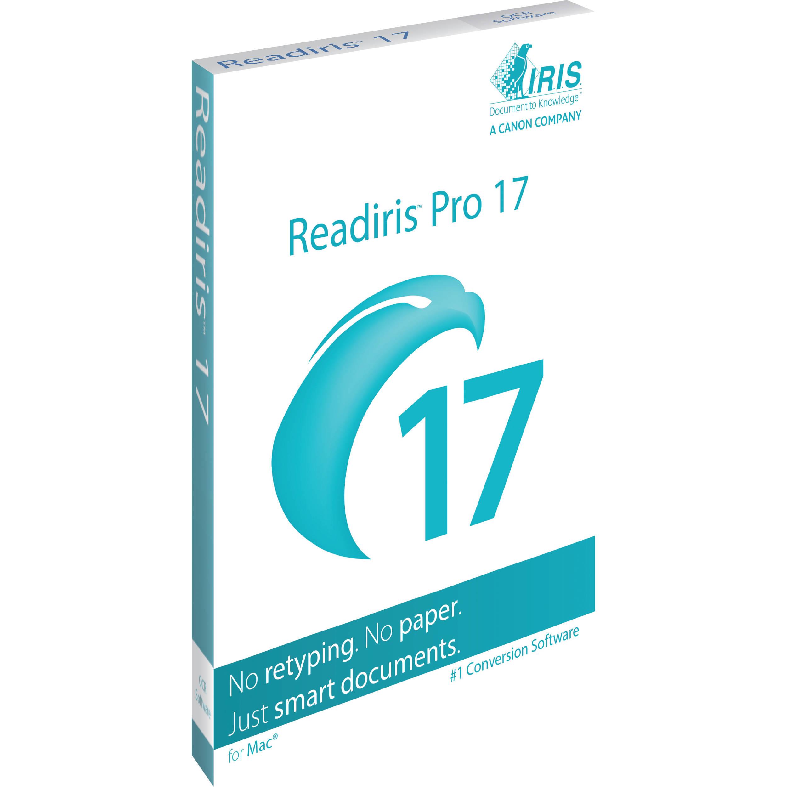 Readiris pro 16. 0. 2 crack + activation key full free download.
