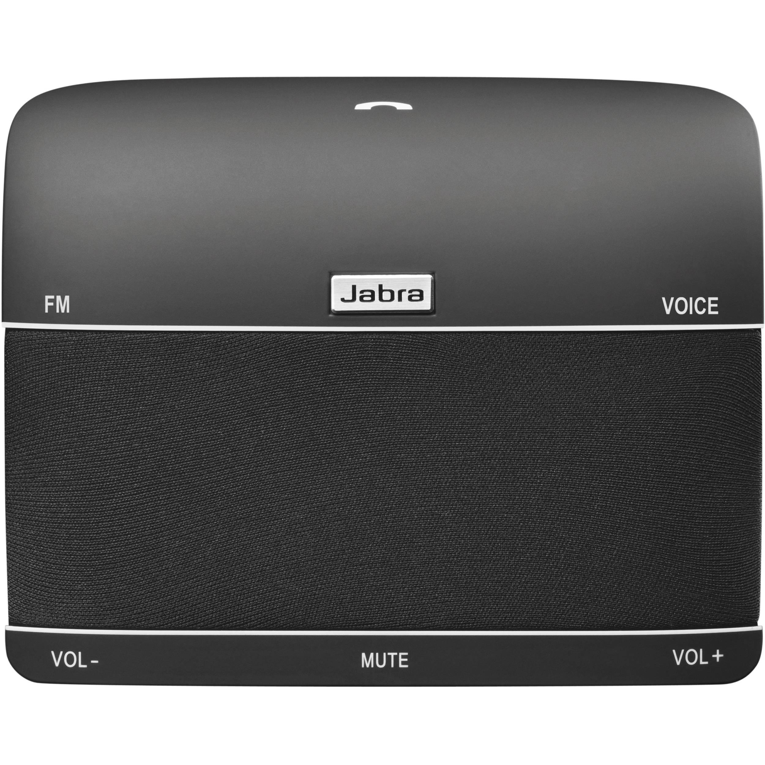 Rbt Technology Unveils Jabra Motion Nfc Supporting: Jabra Freeway Bluetooth Speakerphone 100-46000000-02 B&H Photo