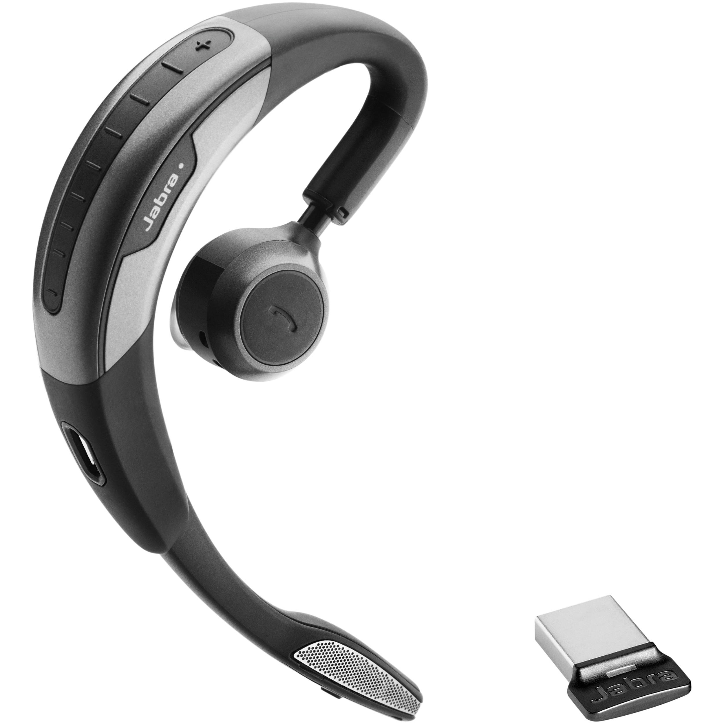 jabra motion uc bluetooth headset 100 99500010 02 b h photo. Black Bedroom Furniture Sets. Home Design Ideas