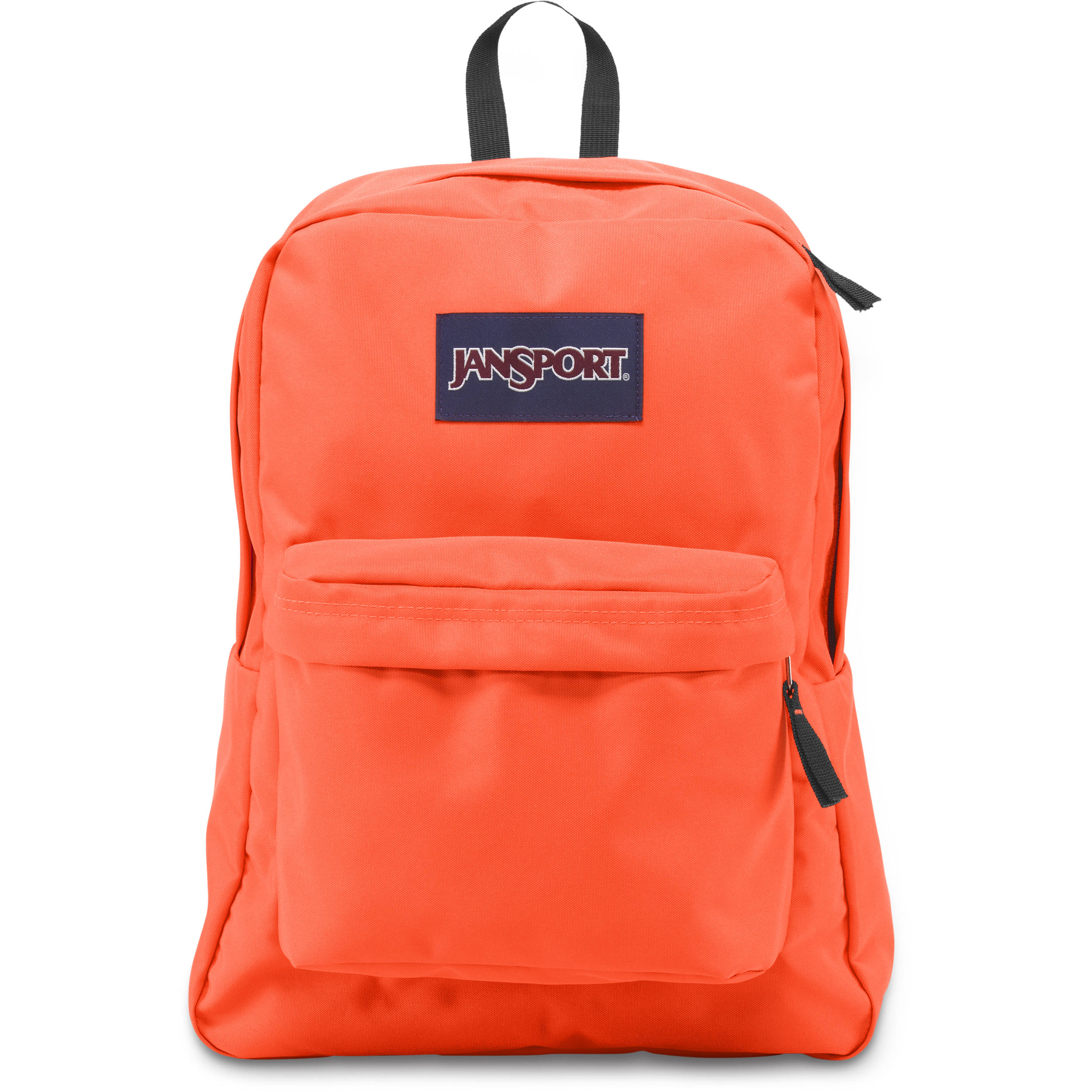 JanSport SuperBreak 25L Backpack (Tahitian Orange) JS00T5010D5