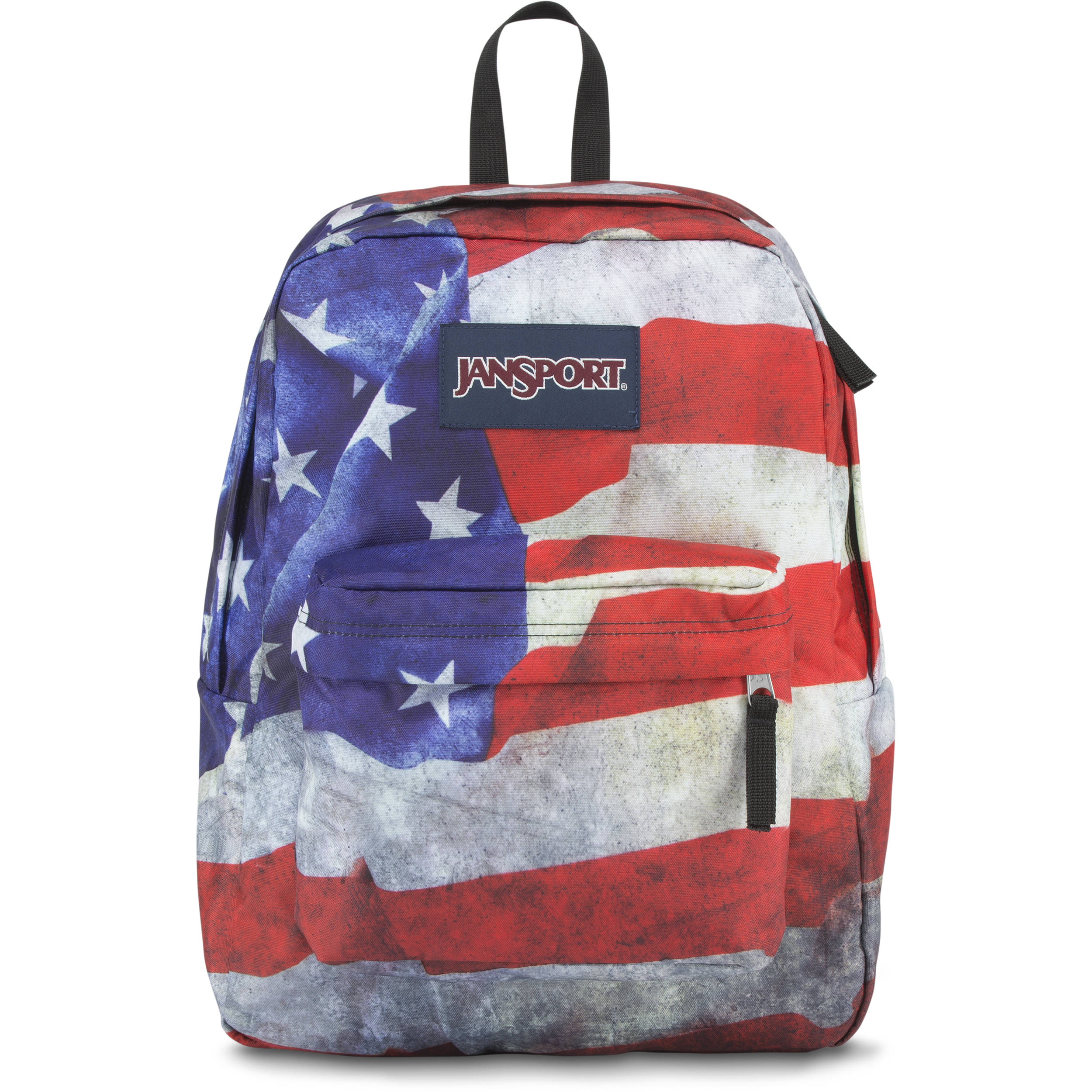 192e4429ba77 JanSport High Stakes Backpack (Multi Grunge USA) JS00TRS70GM B H