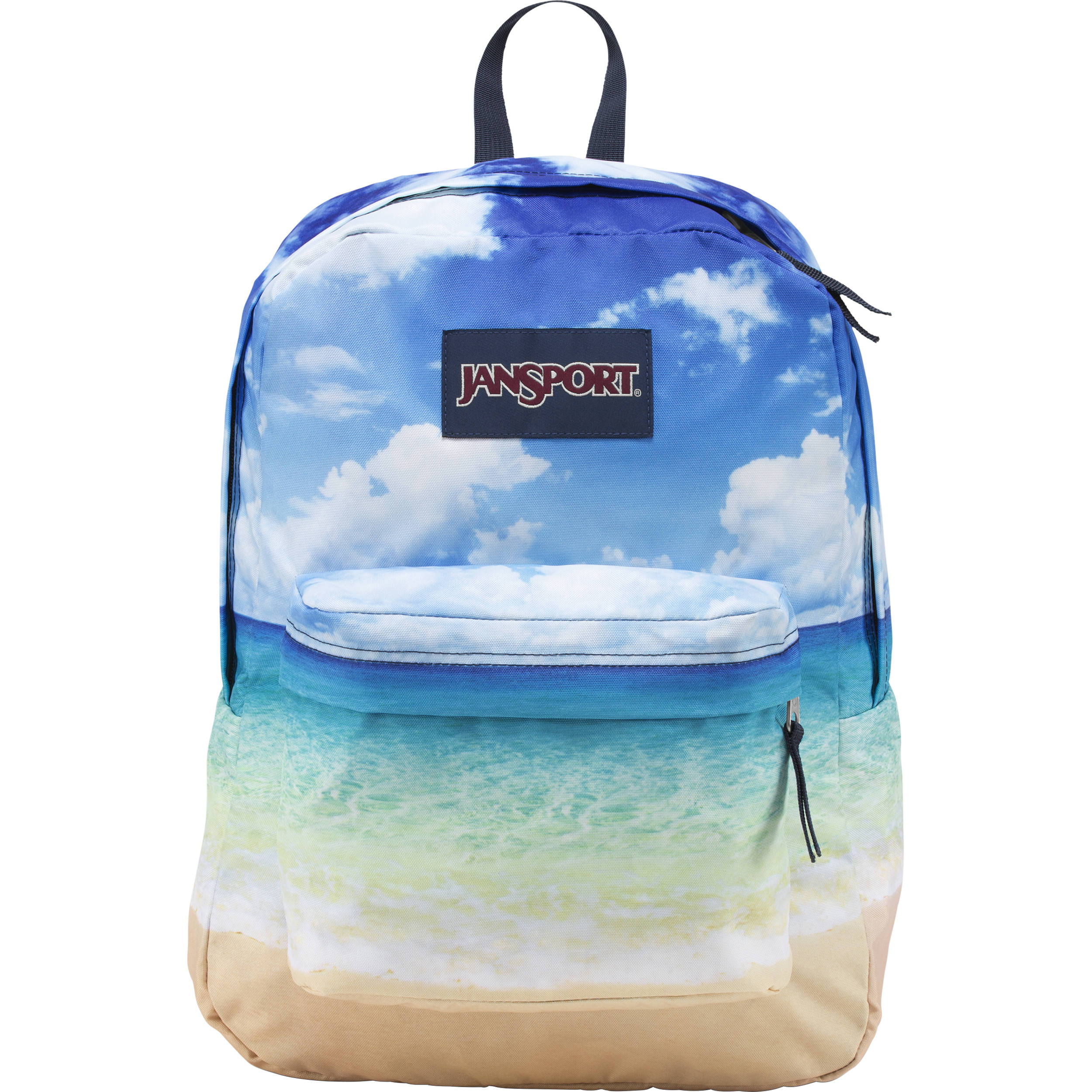a1f91599962d JanSport High Stakes Backpack (Multi Tropical Island)