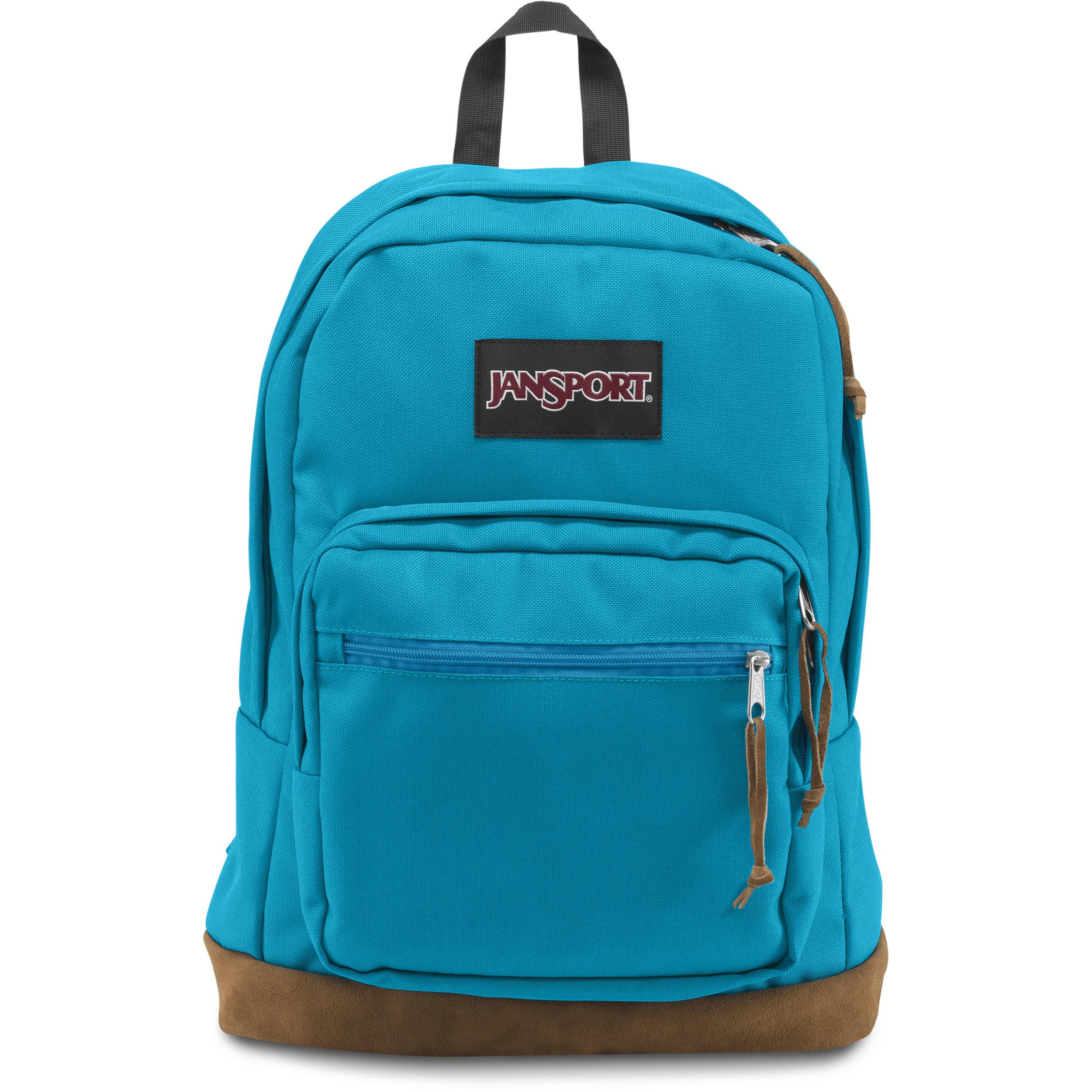 JanSport Right Pack 31L Backpack (Blue Crest) JS00TYP701F B&H