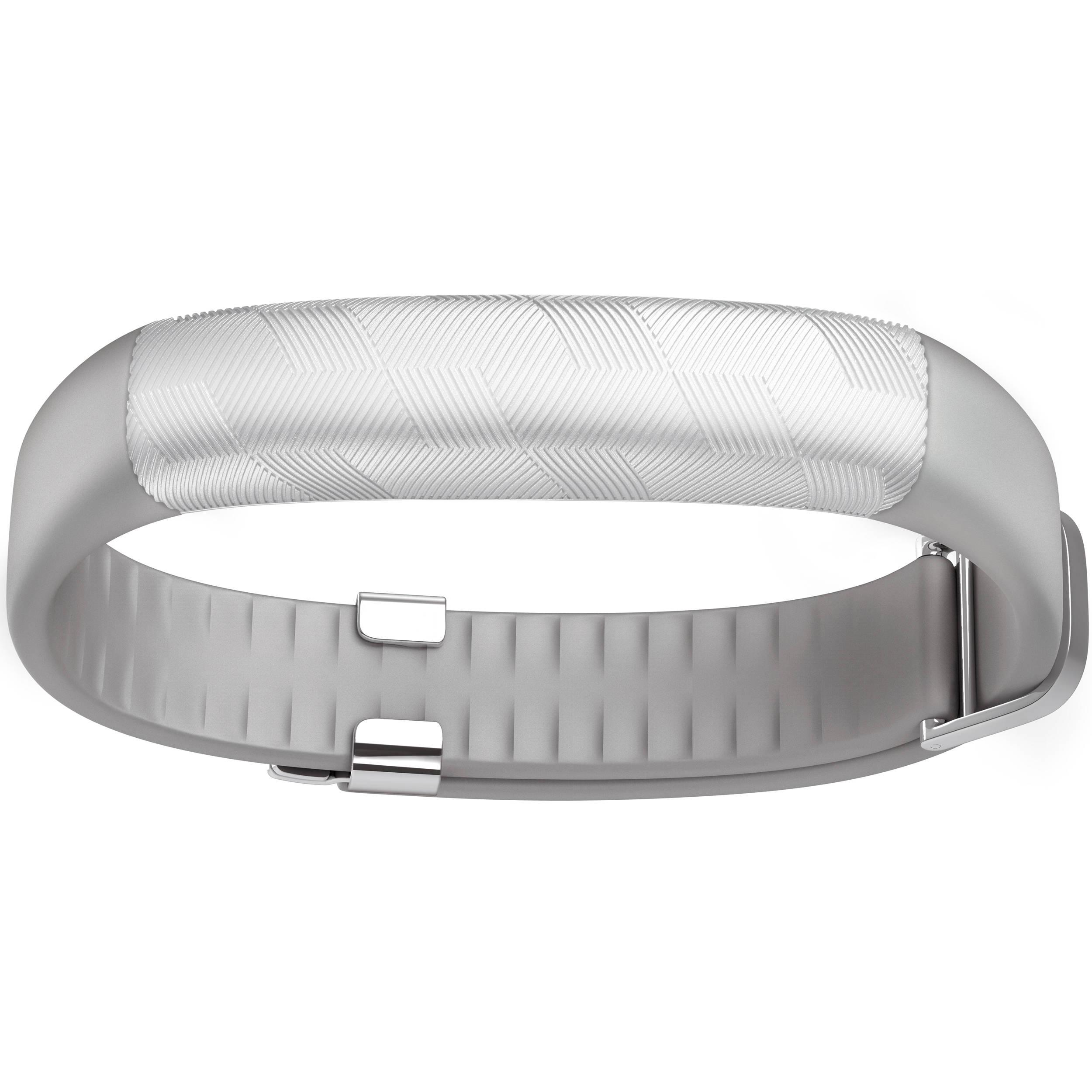 jawbone up2 fitness tracker light gray hex jl03 0101cfi us b h rh bhphotovideo com Jawbone Up 2 Payments Jawbone Up Wristband