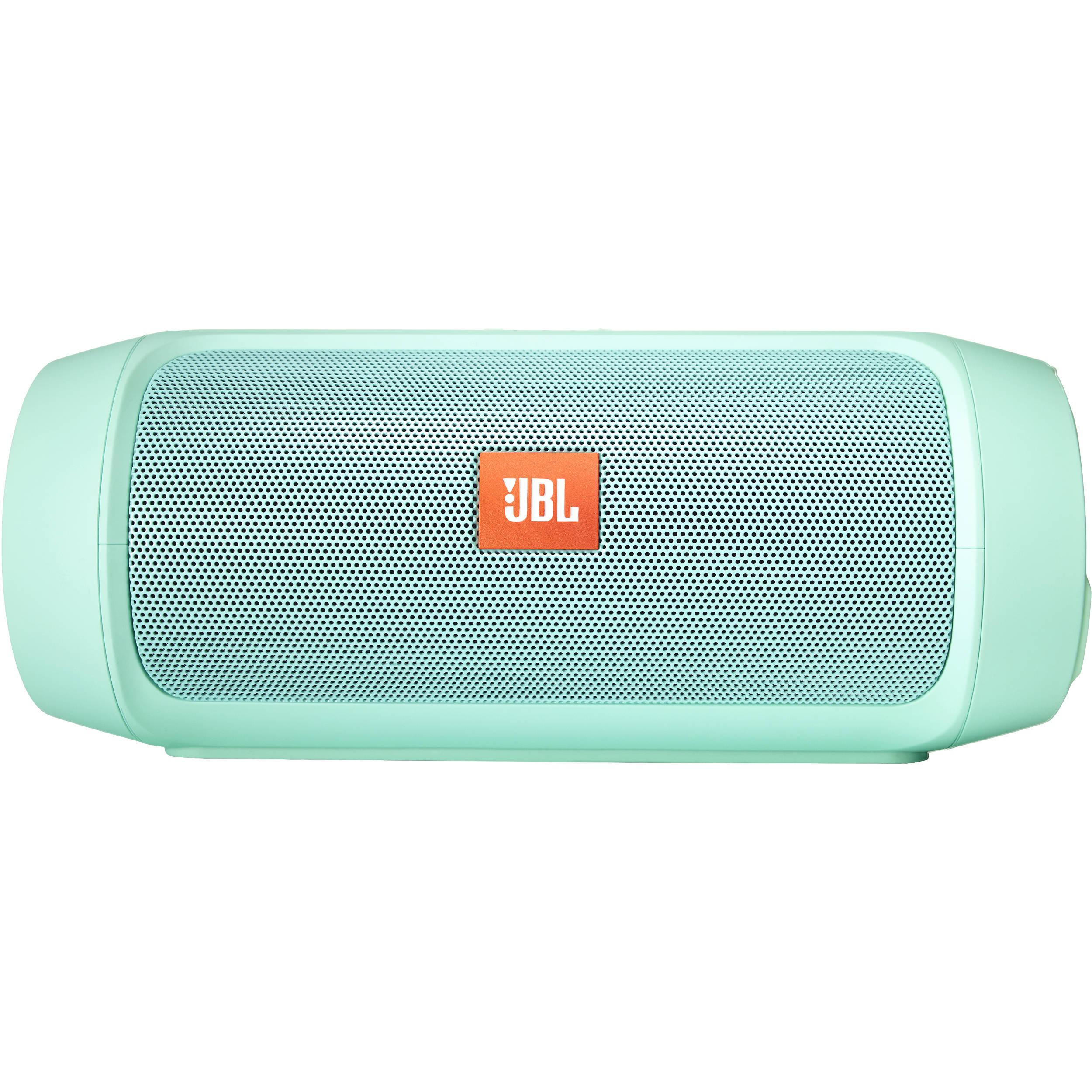jbl charge 2 portable stereo speaker teal. Black Bedroom Furniture Sets. Home Design Ideas