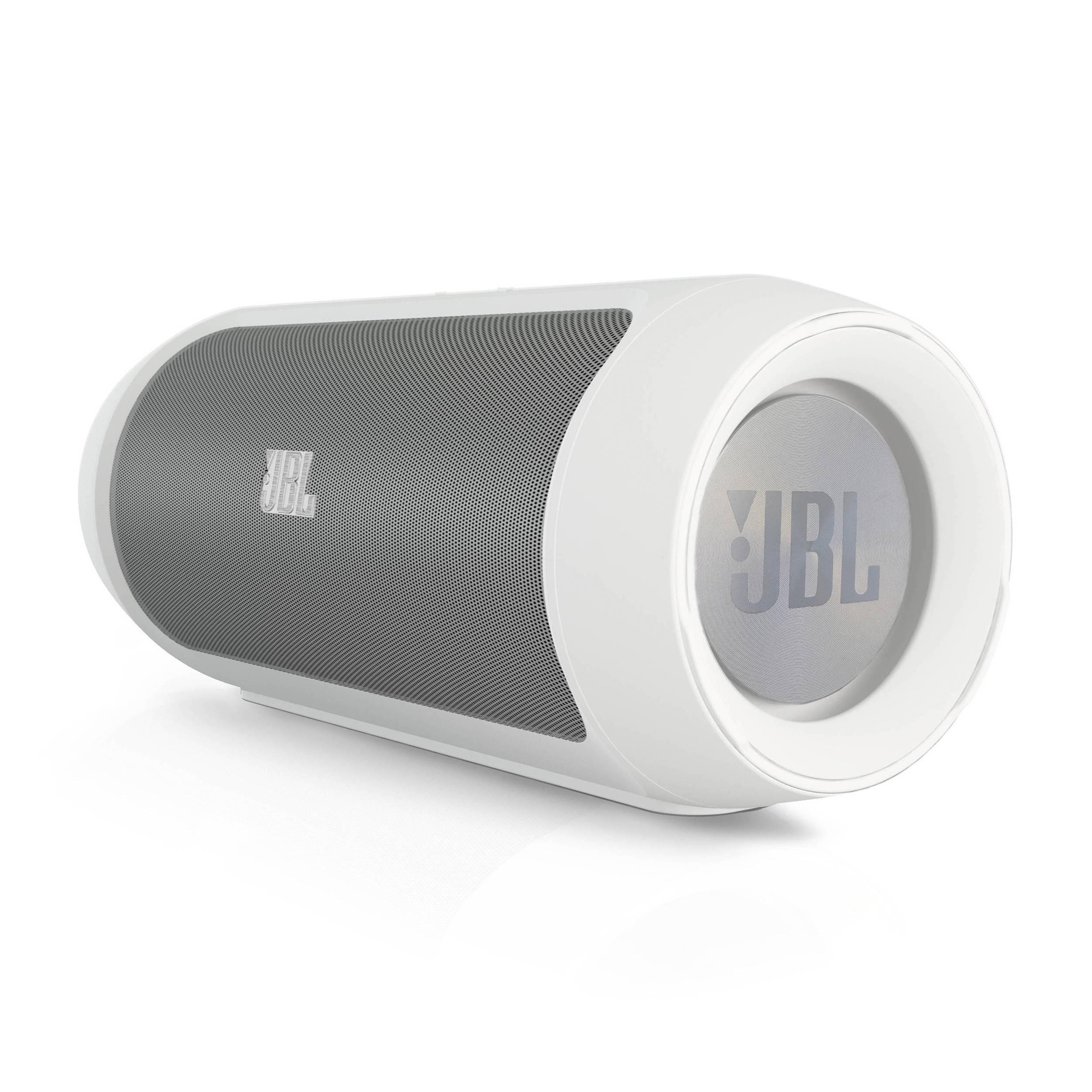 jbl speakers bluetooth white. jbl charge 2 portable stereo speaker (white) jbl speakers bluetooth white l