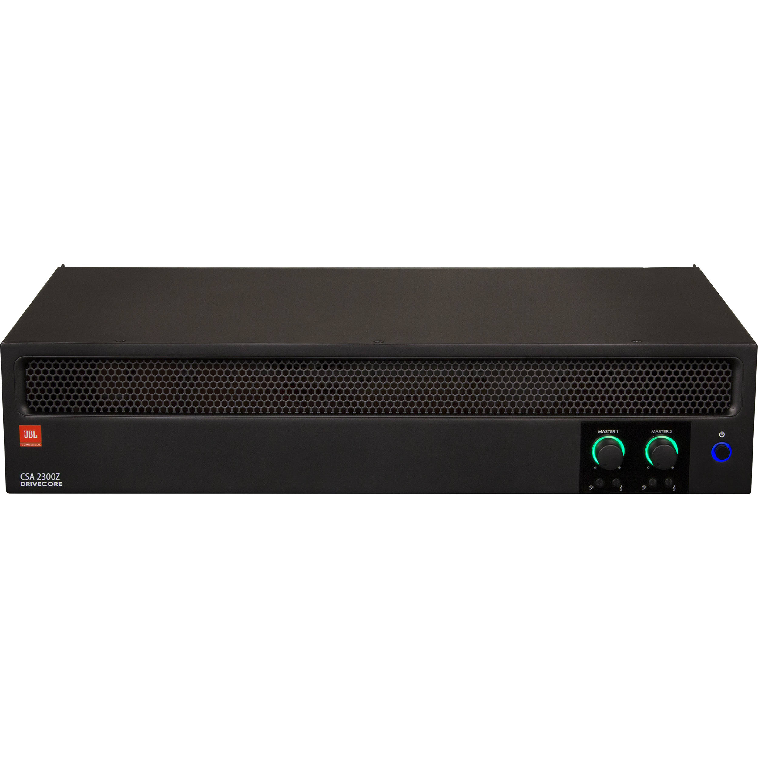 Jbl Csa 2300z Dual Channel 300w Amplifier Csa2300z Bh Photo High Power Schematic Diagram