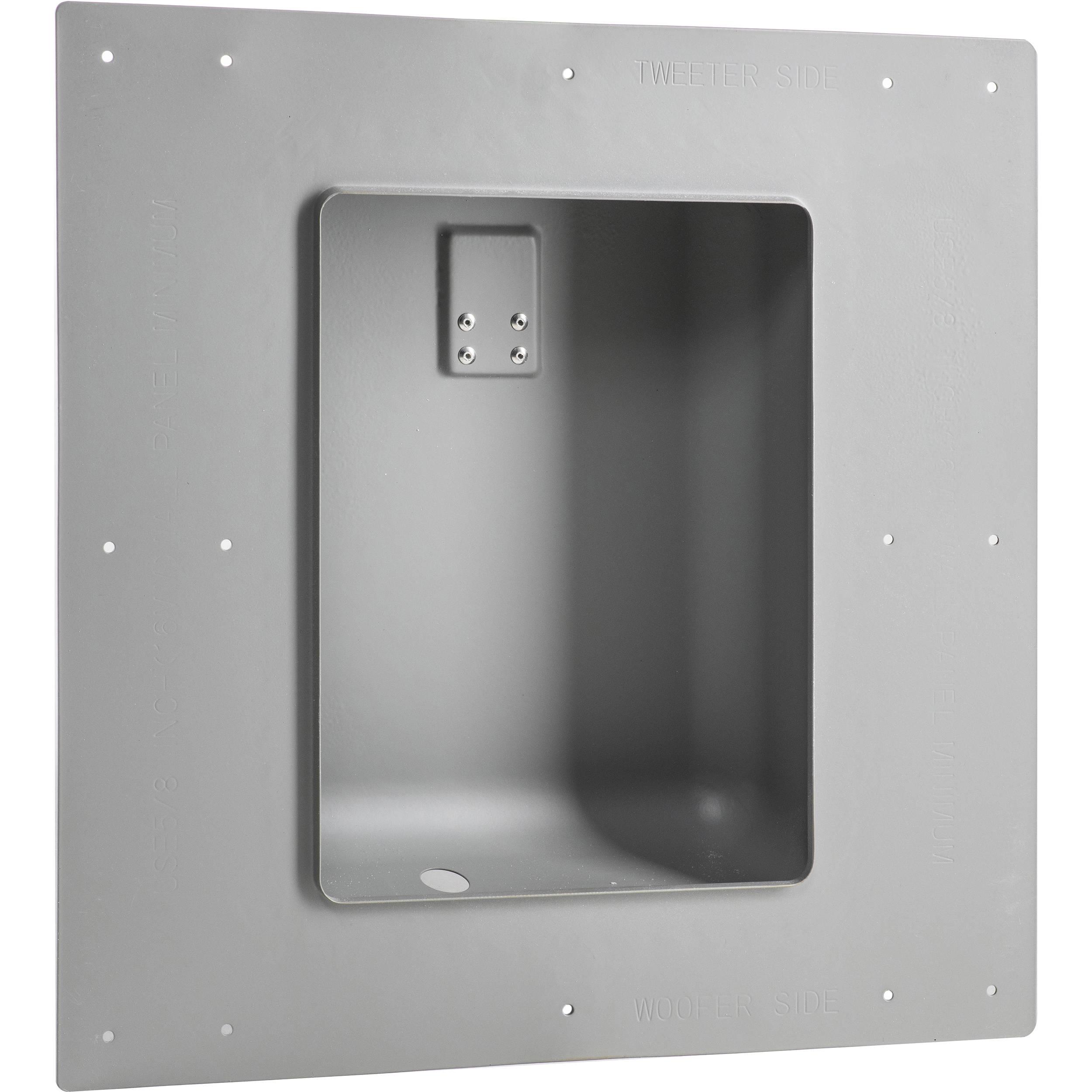 JBL Fire & Plenum Rated Steel Backbox for Studio 2 8IC Speaker
