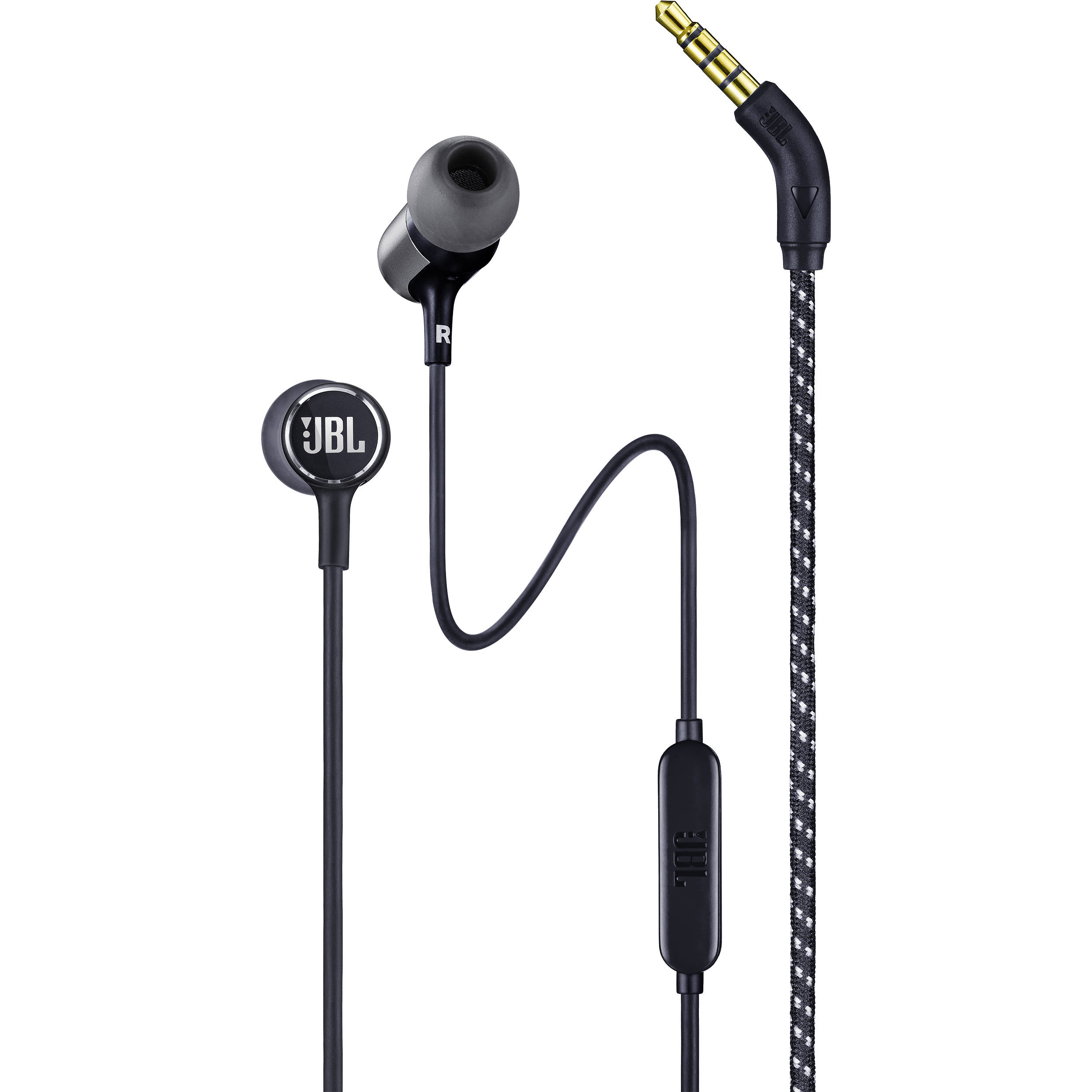 3ae42a4c41a JBL Live 100 In-Ear Headphones with 1-Button Remote