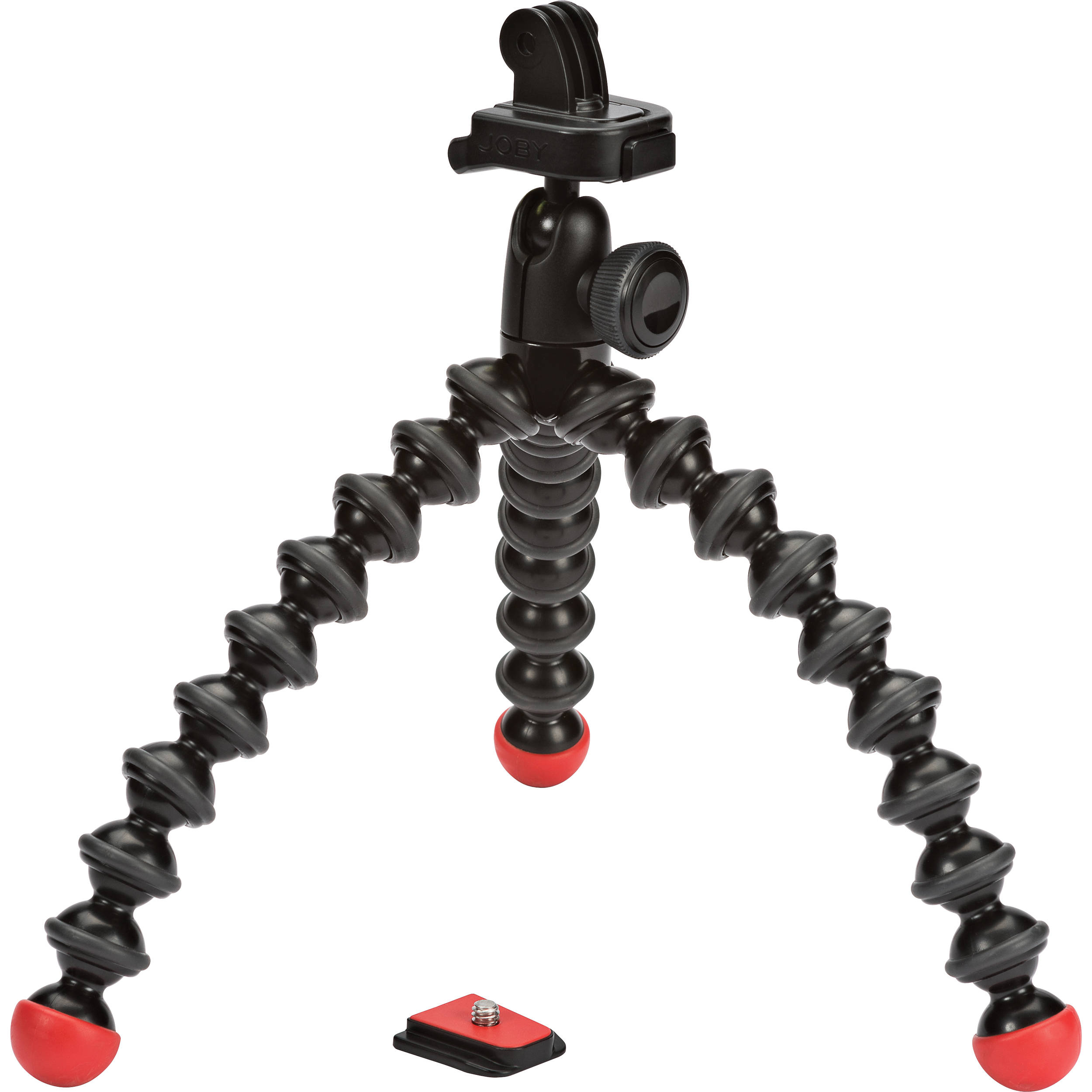 how to make a gopro tripod mount