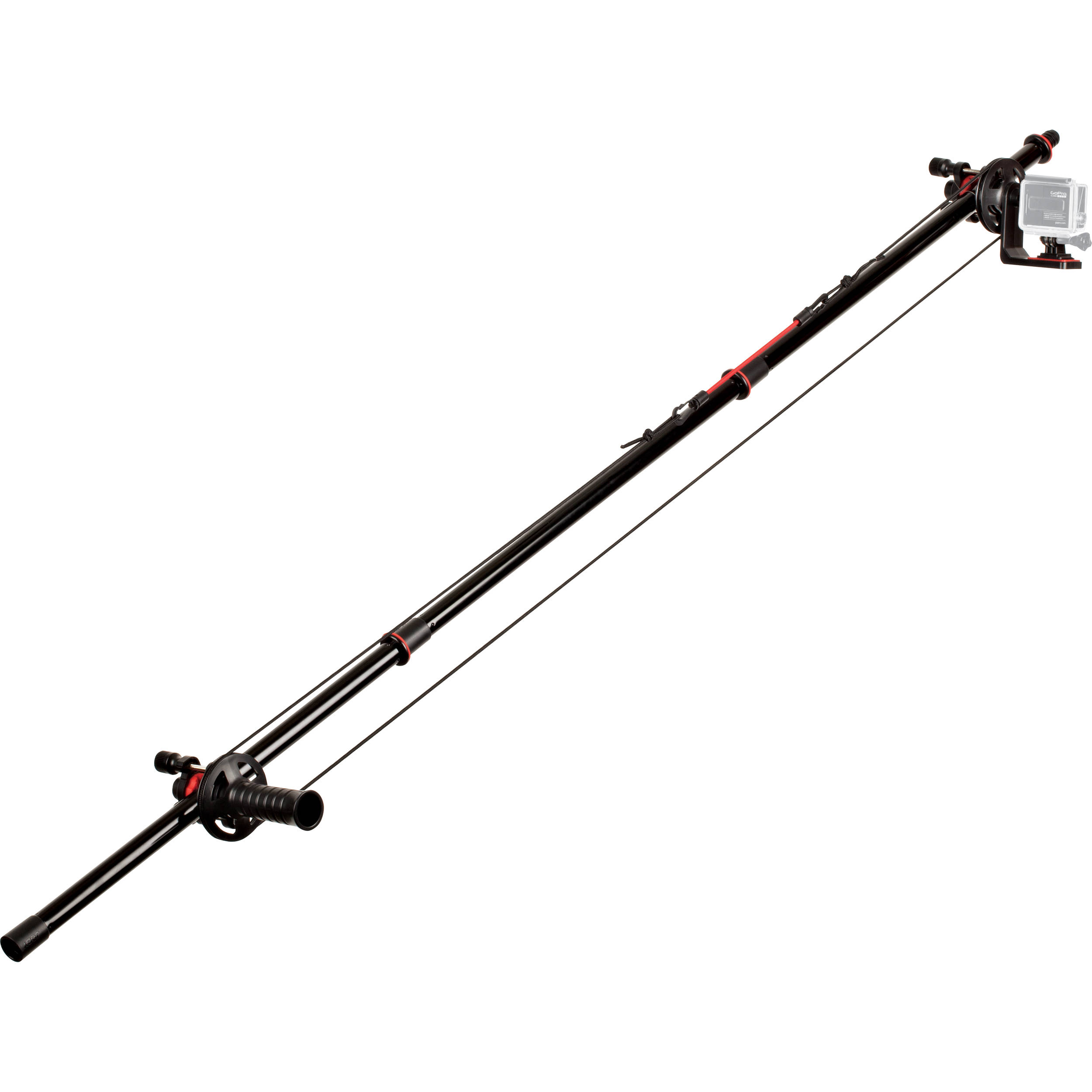 joby action jib kit  u0026 pole pack jb01353 b u0026h photo video