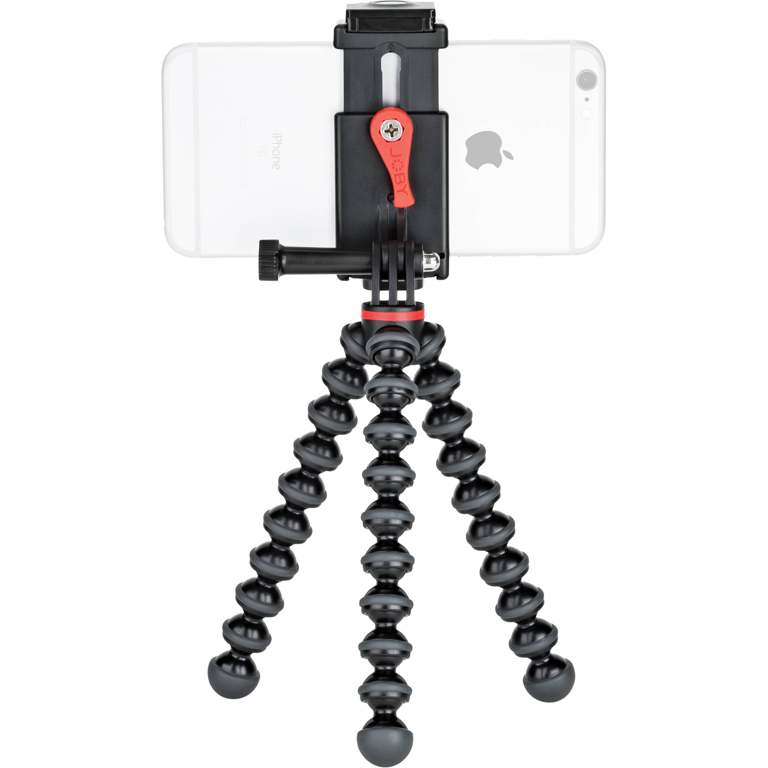 Joby Tabletop Tripods Bh Photo Video Gorilla Pod 3k Kit Griptight Gorillapod Action Stand With Mount For Smartphones