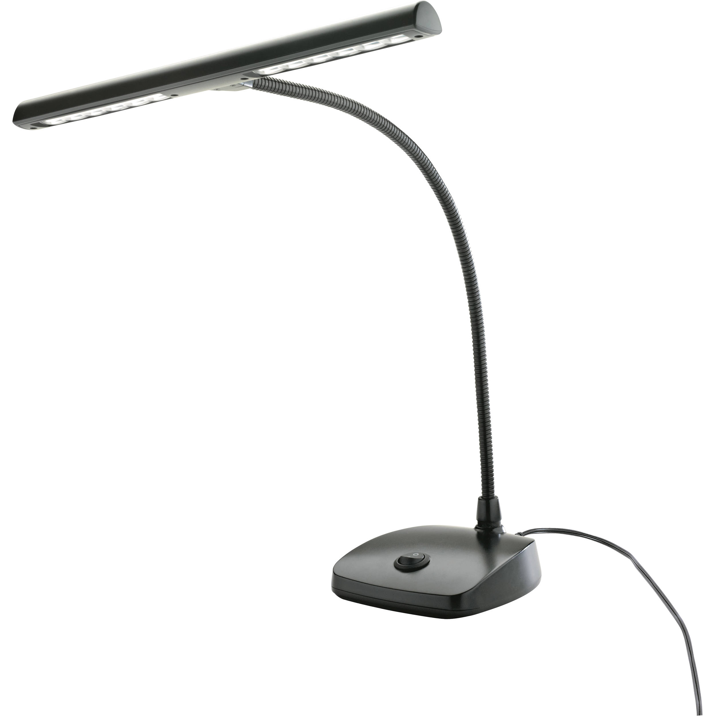Awesome Ku0026M 12297 LED Piano Lamp (Black)