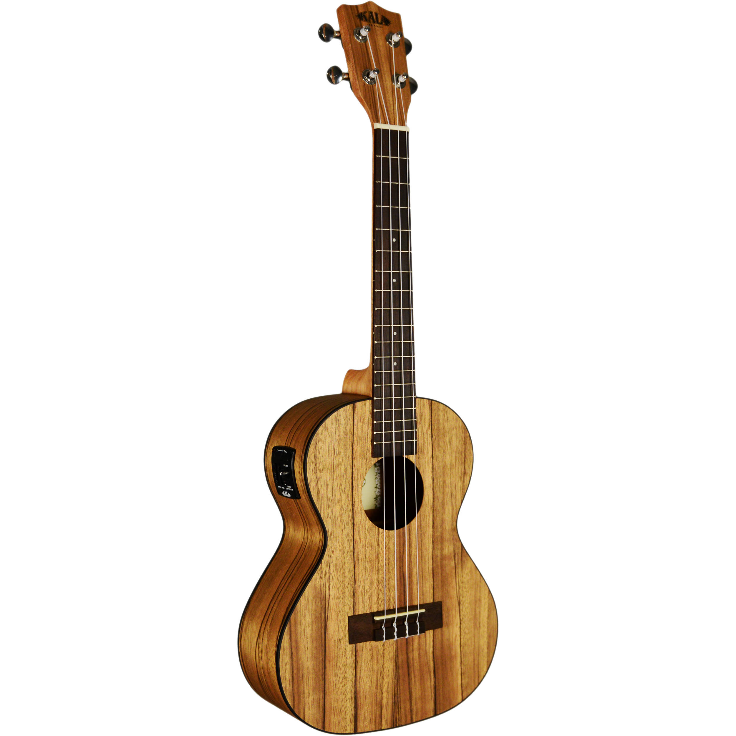 kala ka pwt pacific walnut acoustic electric tenor ukulele. Black Bedroom Furniture Sets. Home Design Ideas