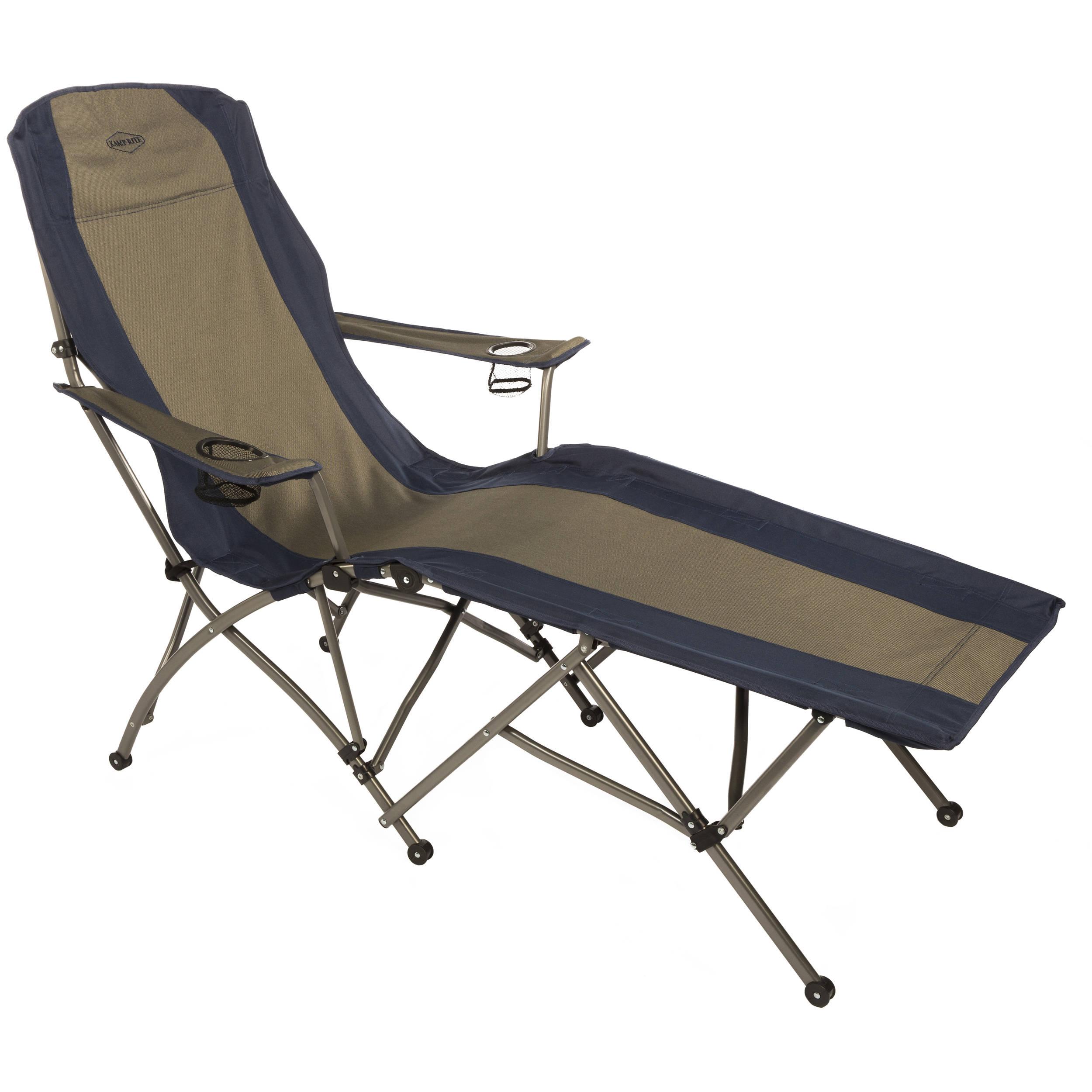 KAMP RITE Folding Lounge Chair FL145 B&H Video