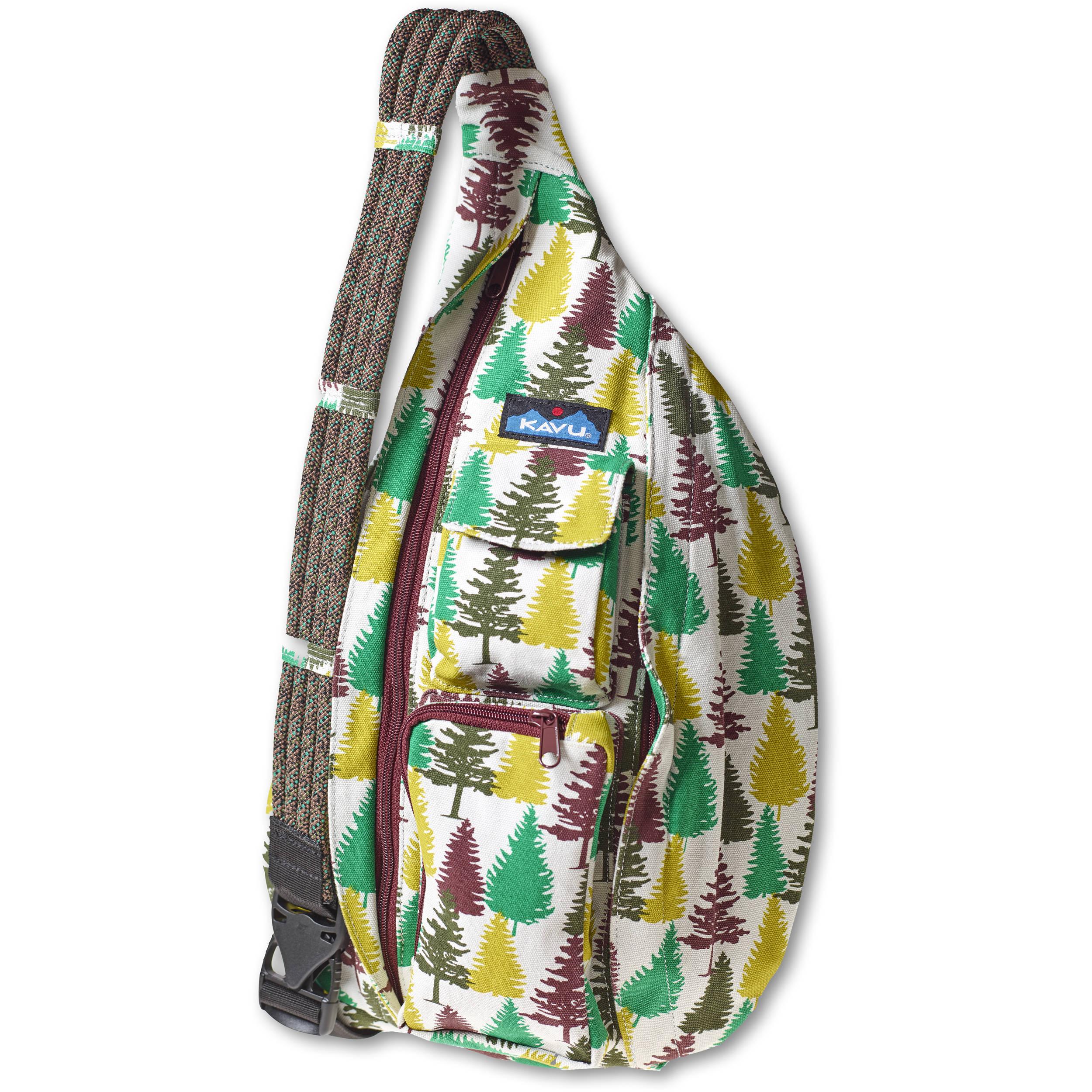 Kavu Rope Bag Woodlands