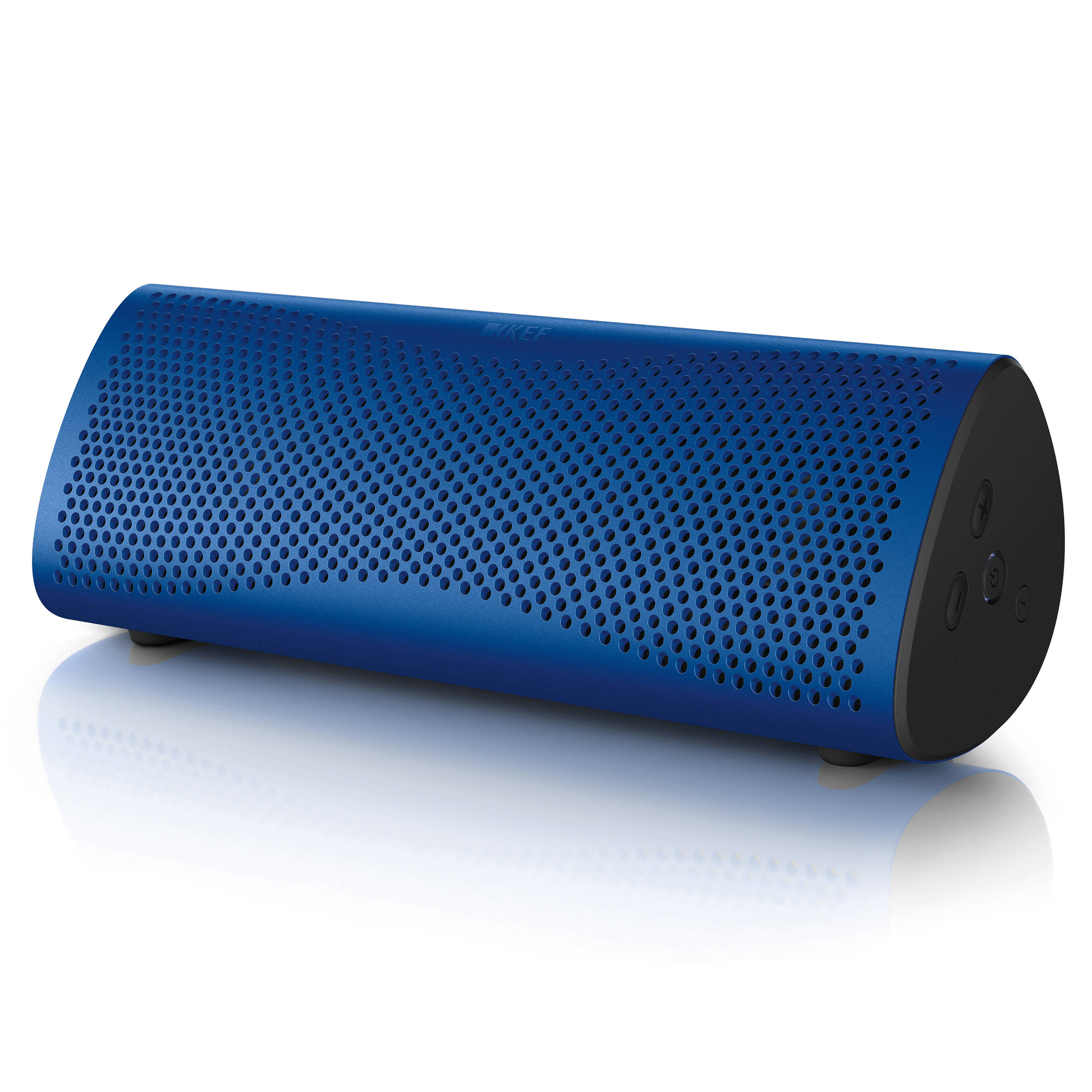 KEF MUO Portable Bluetooth Wireless Speaker MUOBLUE B&H Photo
