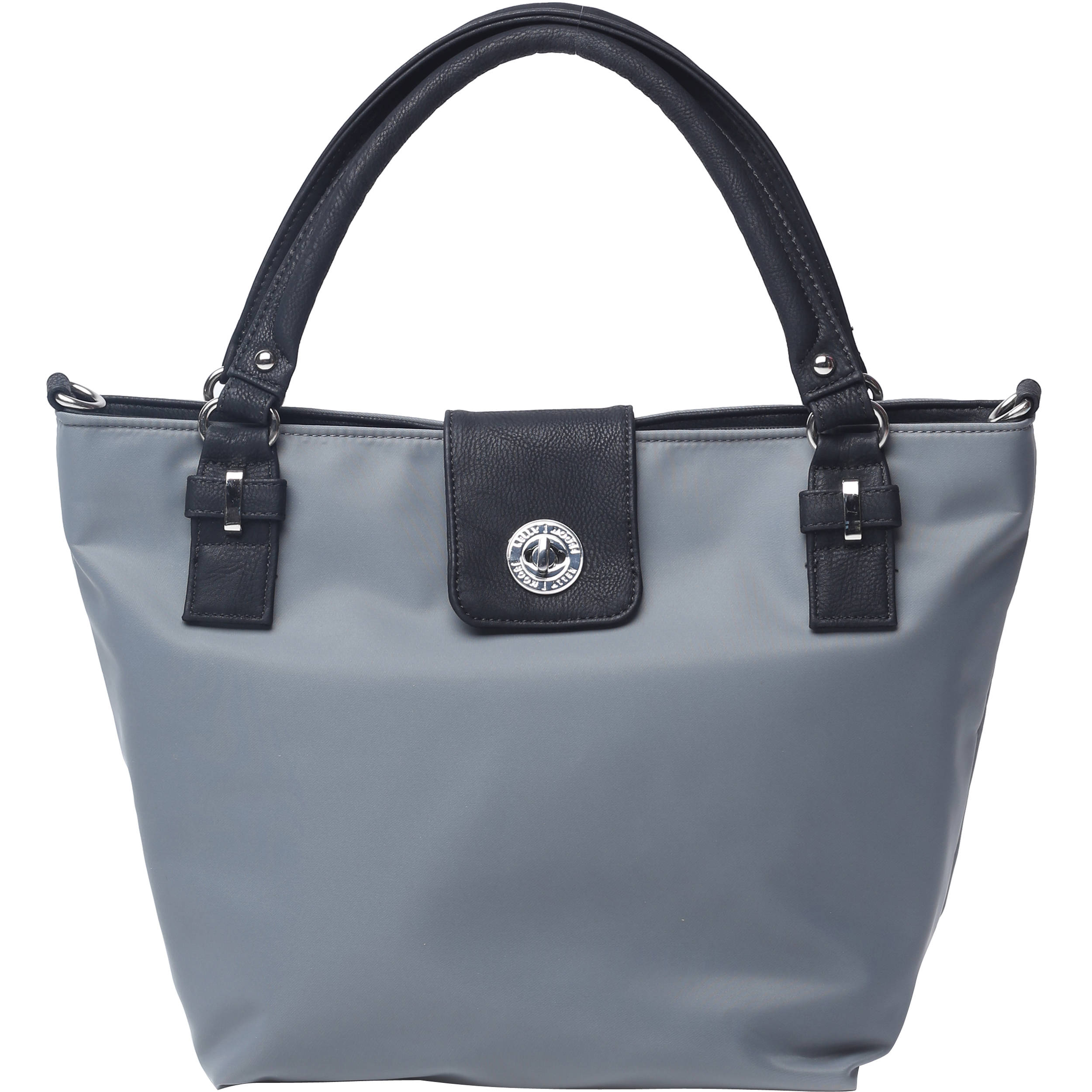 Kelly moore bag saratoga bag with removable basket km 1813 grey