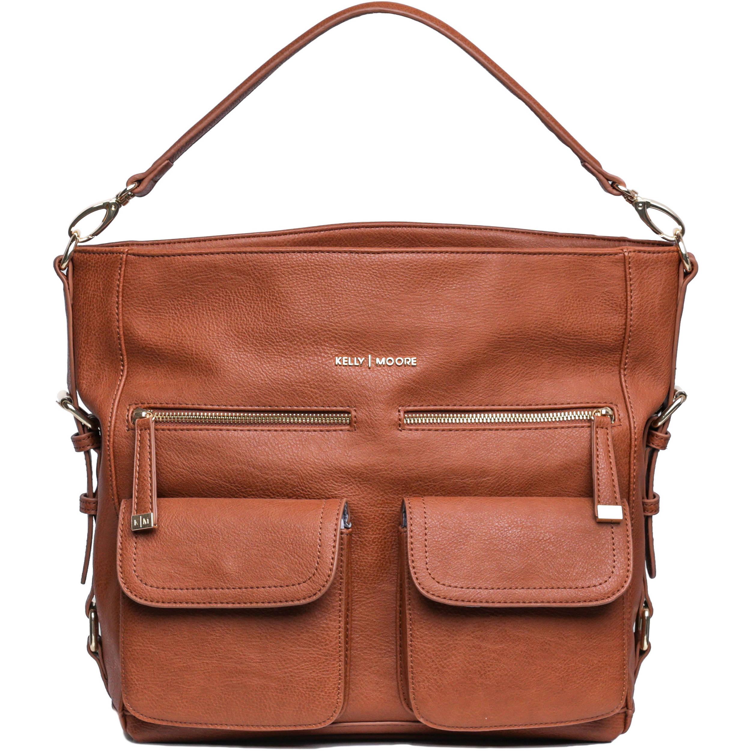 48fa053d0 Kelly Moore Bag 2 Sues 2.0 Vegan Organizer Tote Bag (Saddle)