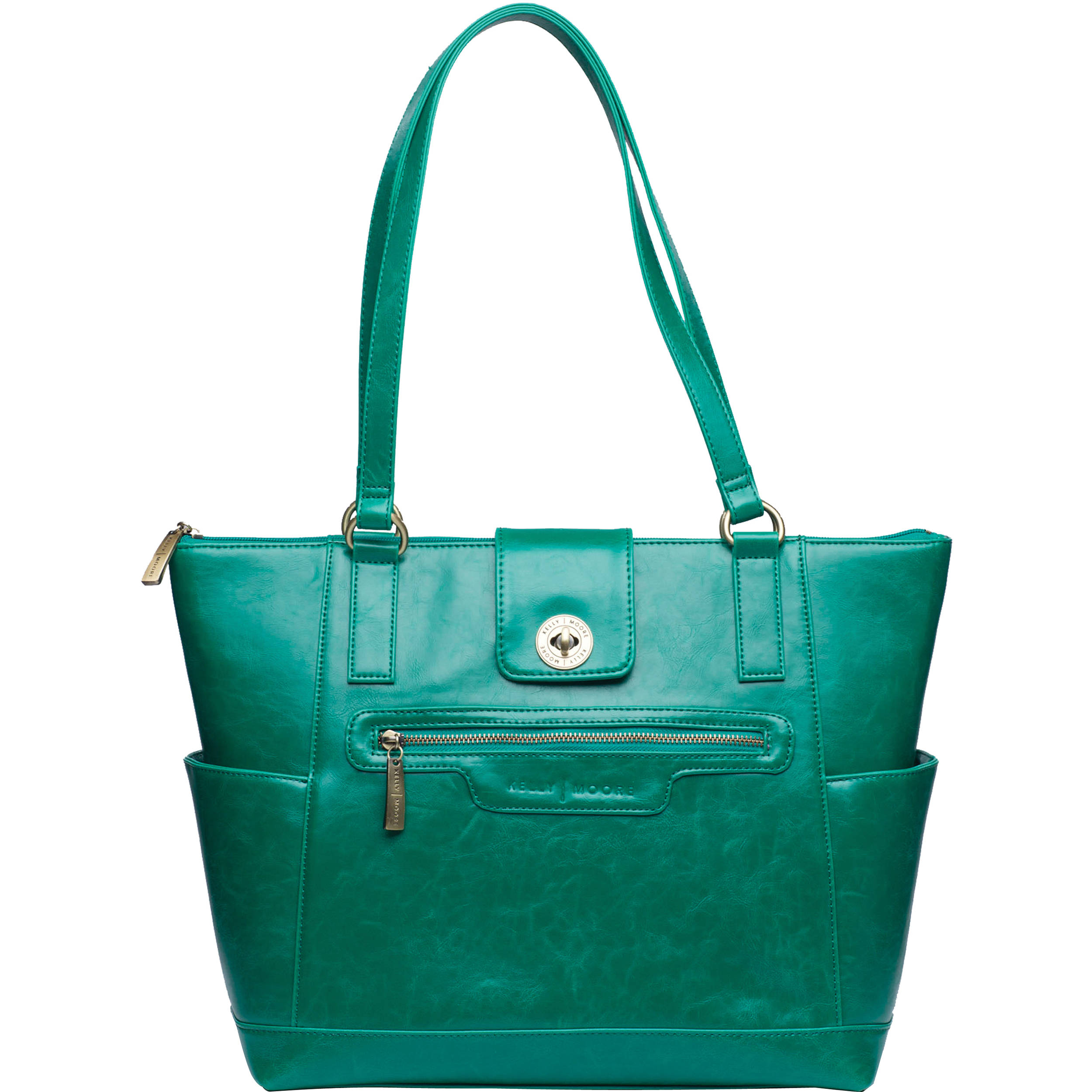 kelly moore bag esther shoulder bag green kmb est grn b h. Black Bedroom Furniture Sets. Home Design Ideas