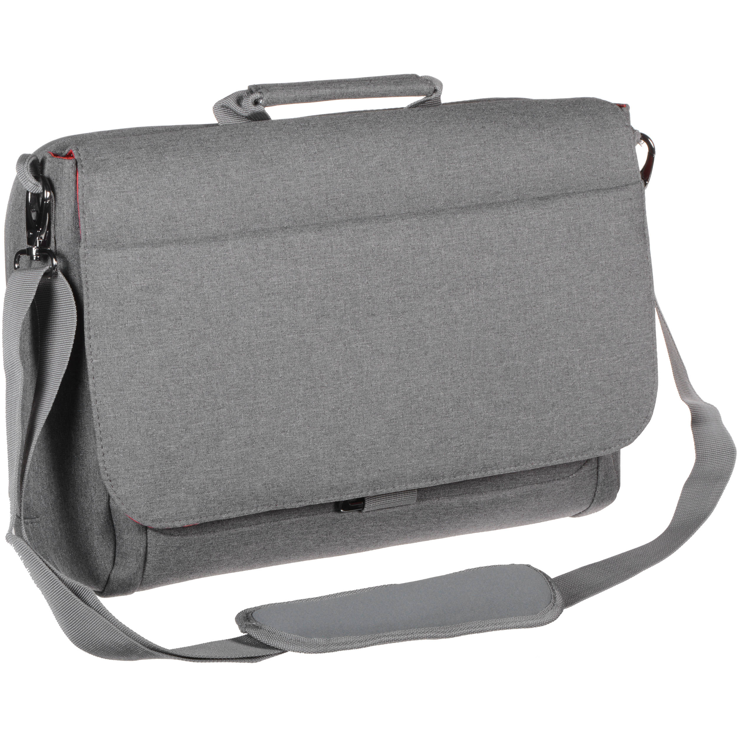 Kensington LM340 Messenger Bag for 14.4
